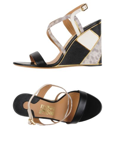 FOOTWEAR - Slippers on YOOX.COM Salvatore Ferragamo E47s05
