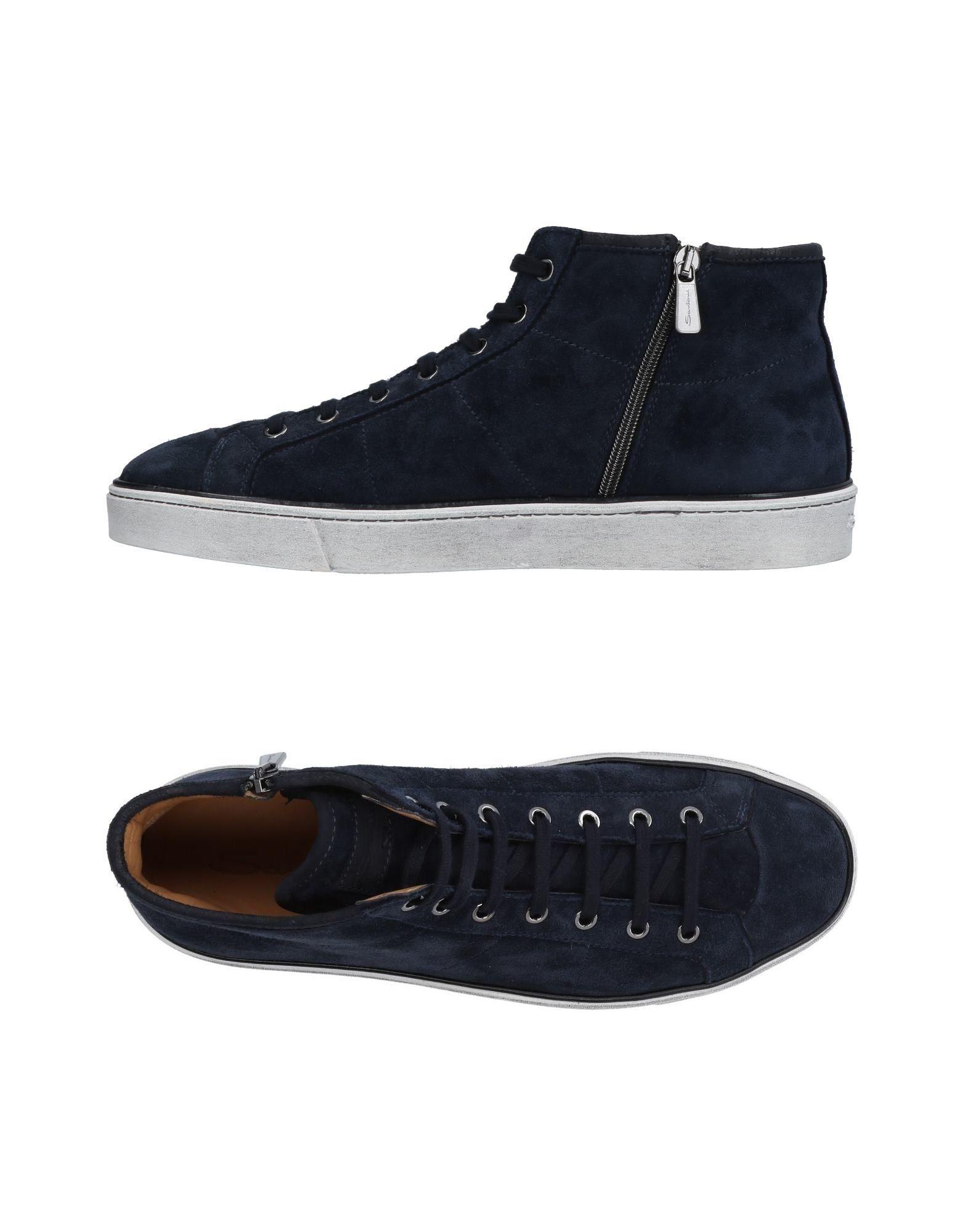 Sneakers Santoni Uomo - 11307301HV elegante