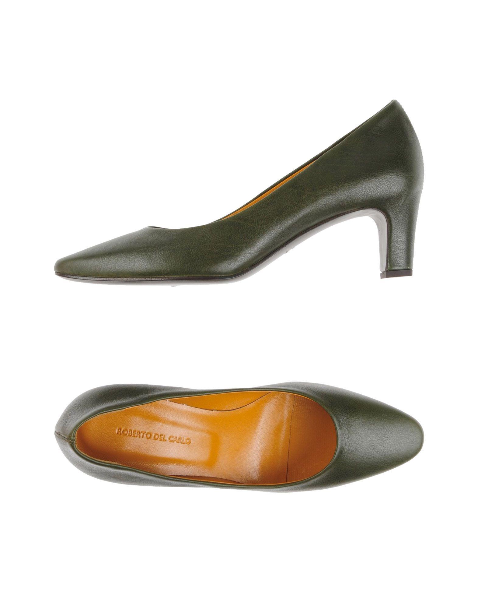 Stilvolle billige Schuhe Roberto  Del Carlo Pumps Damen  Roberto 11307318KP e83745
