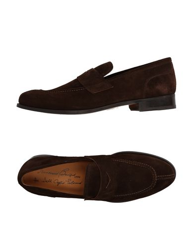 FRANCESCO BENIGNO Loafers in Dark Brown