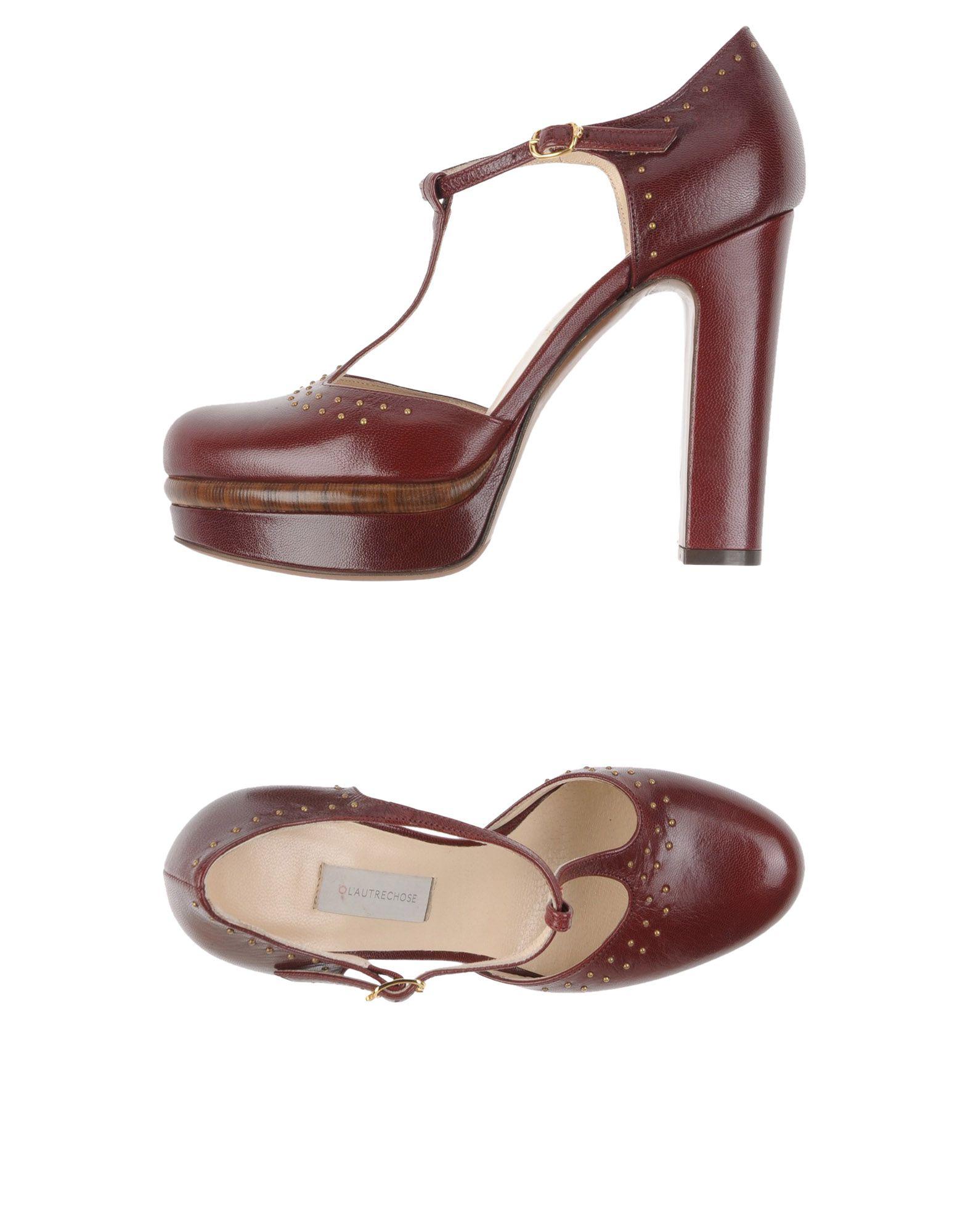 Stilvolle billige Schuhe L' Autre Autre Autre Chose Pumps Damen  11307613RD 276c5f