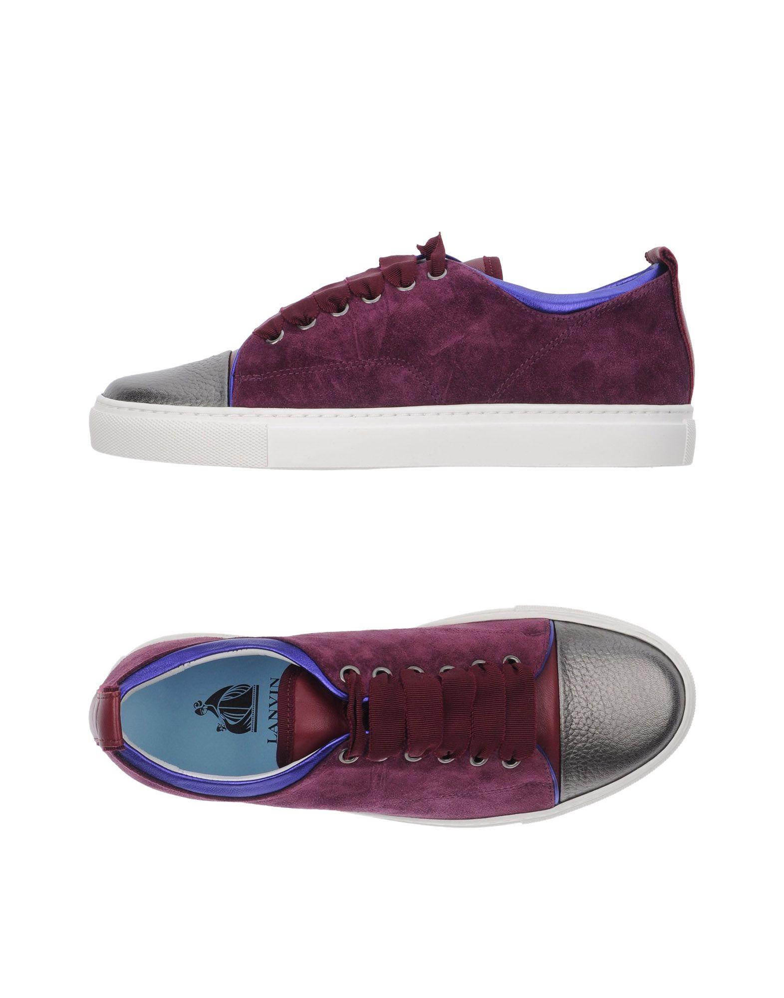 Lanvin Sneakers - - - Women Lanvin Sneakers online on  United Kingdom - 11307722IW 4d96ed