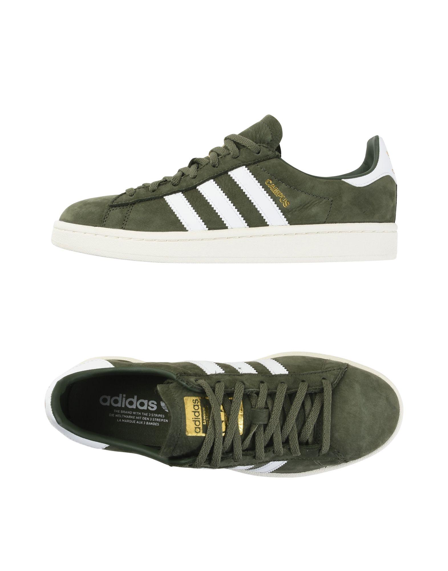 Adidas Originals Campus W - Sneakers - Women Adidas Originals Sneakers  online on YOOX Bulgaria - 11307911XL 9e74f8faff