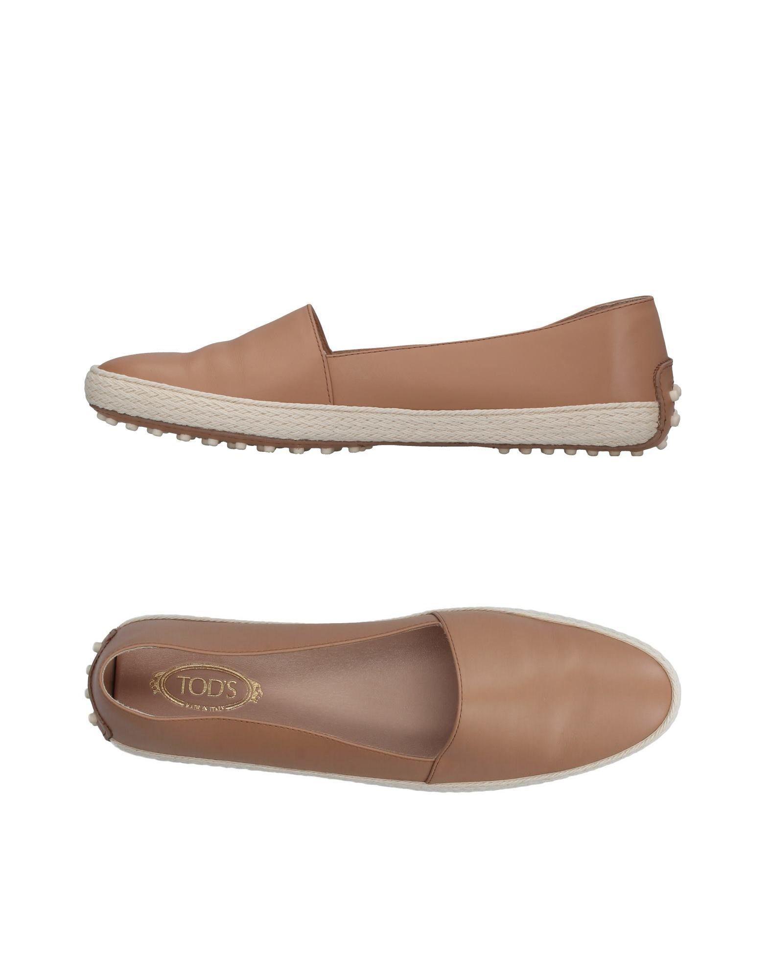 Haltbare Mode billige Schuhe Tod's Mokassins Damen  11308067KP Heiße Schuhe