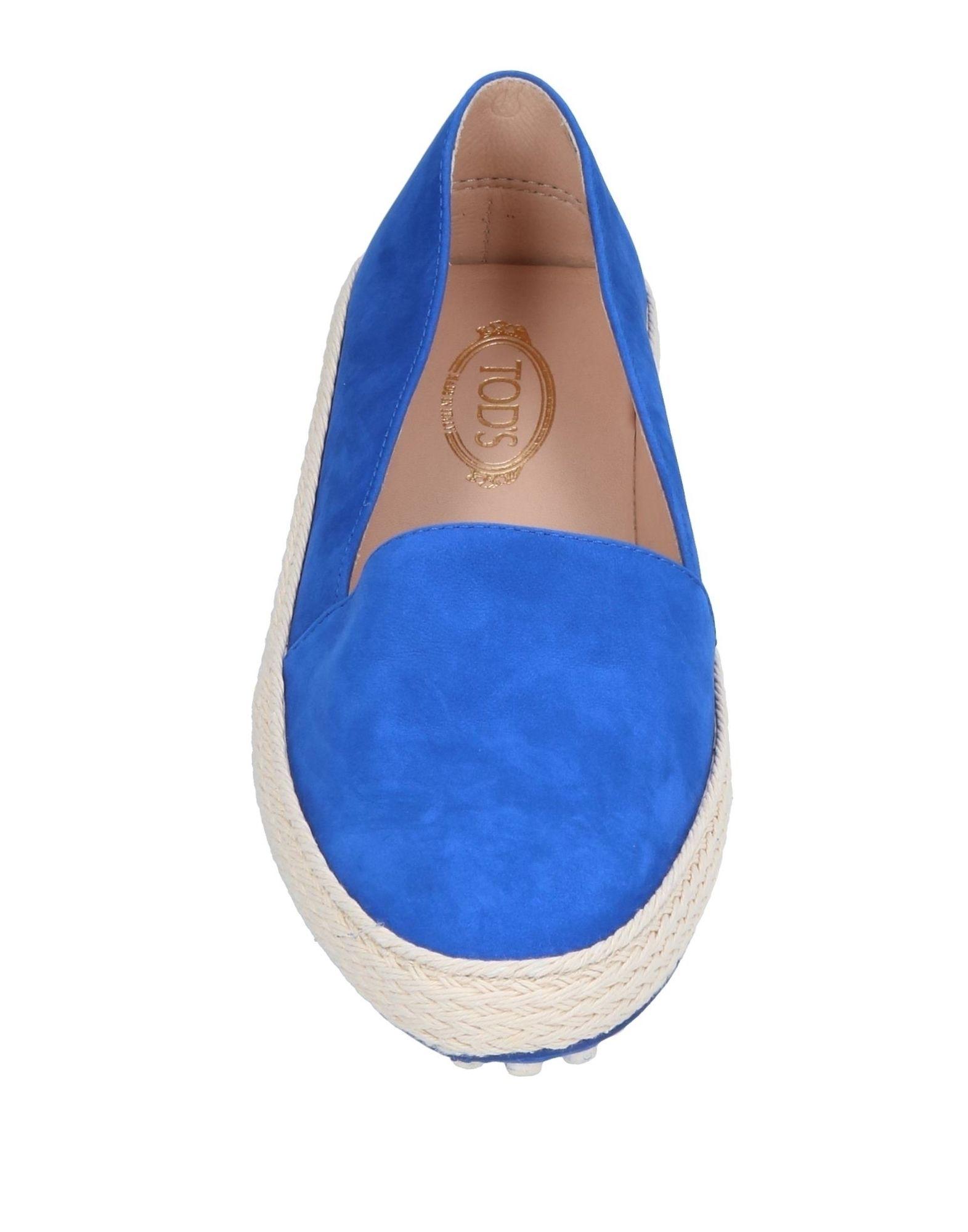 Damen Tod's Mokassins Damen   11308068FT Heiße Schuhe ead04f