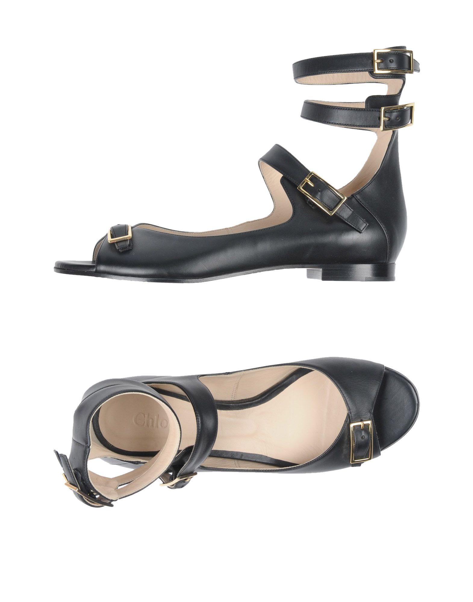 Chloé Ballerinas Damen  11308282TWGut Schuhe aussehende strapazierfähige Schuhe 11308282TWGut 804947