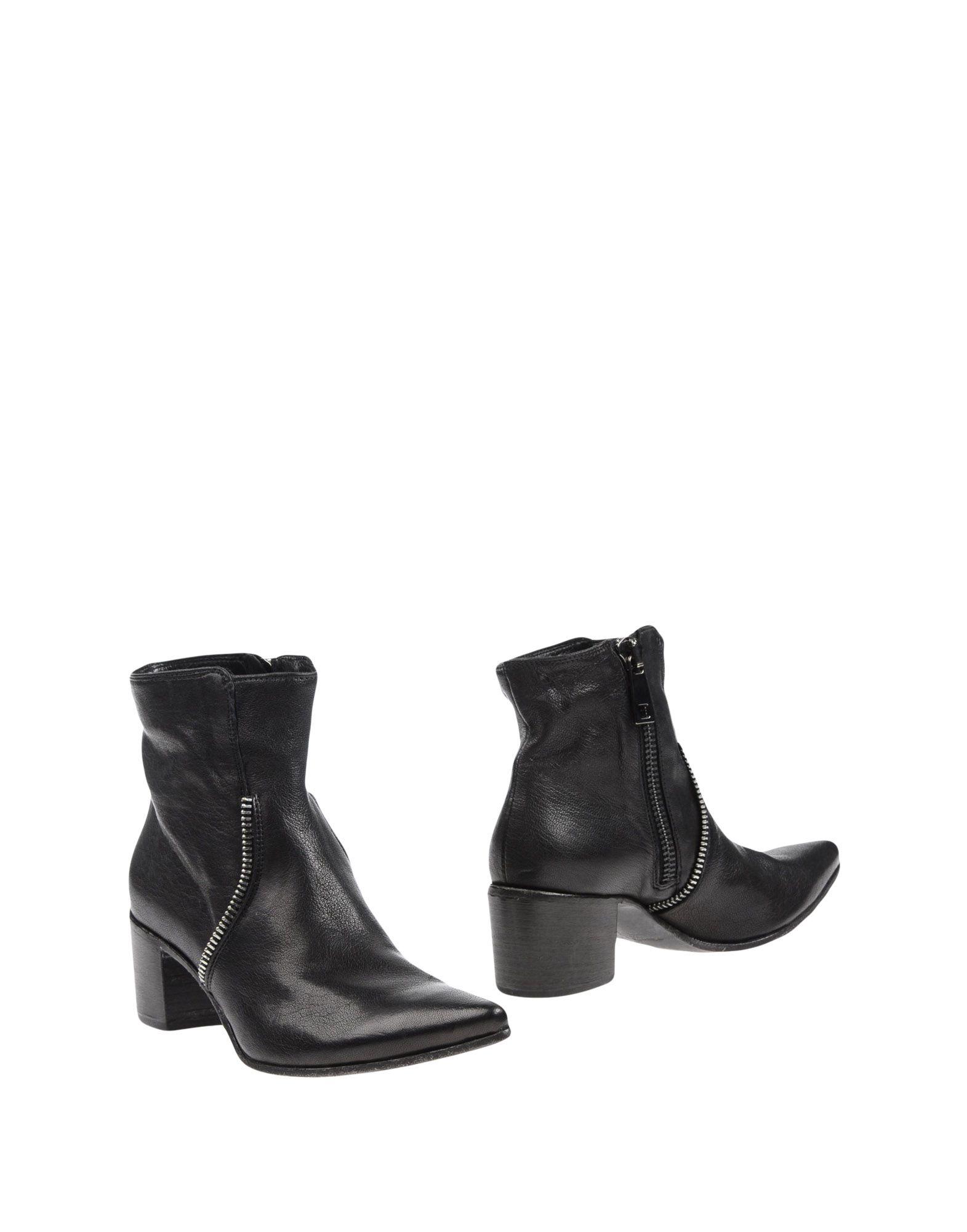 Stilvolle billige Schuhe Manila Grace Stiefelette Damen  11308304AE
