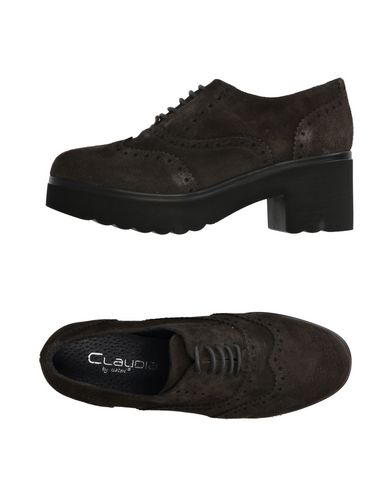 Claudia By Isaberi Laced Shoes - Women Claudia By Isaberi Laced Shoes online on YOOX United States - 11308492ID