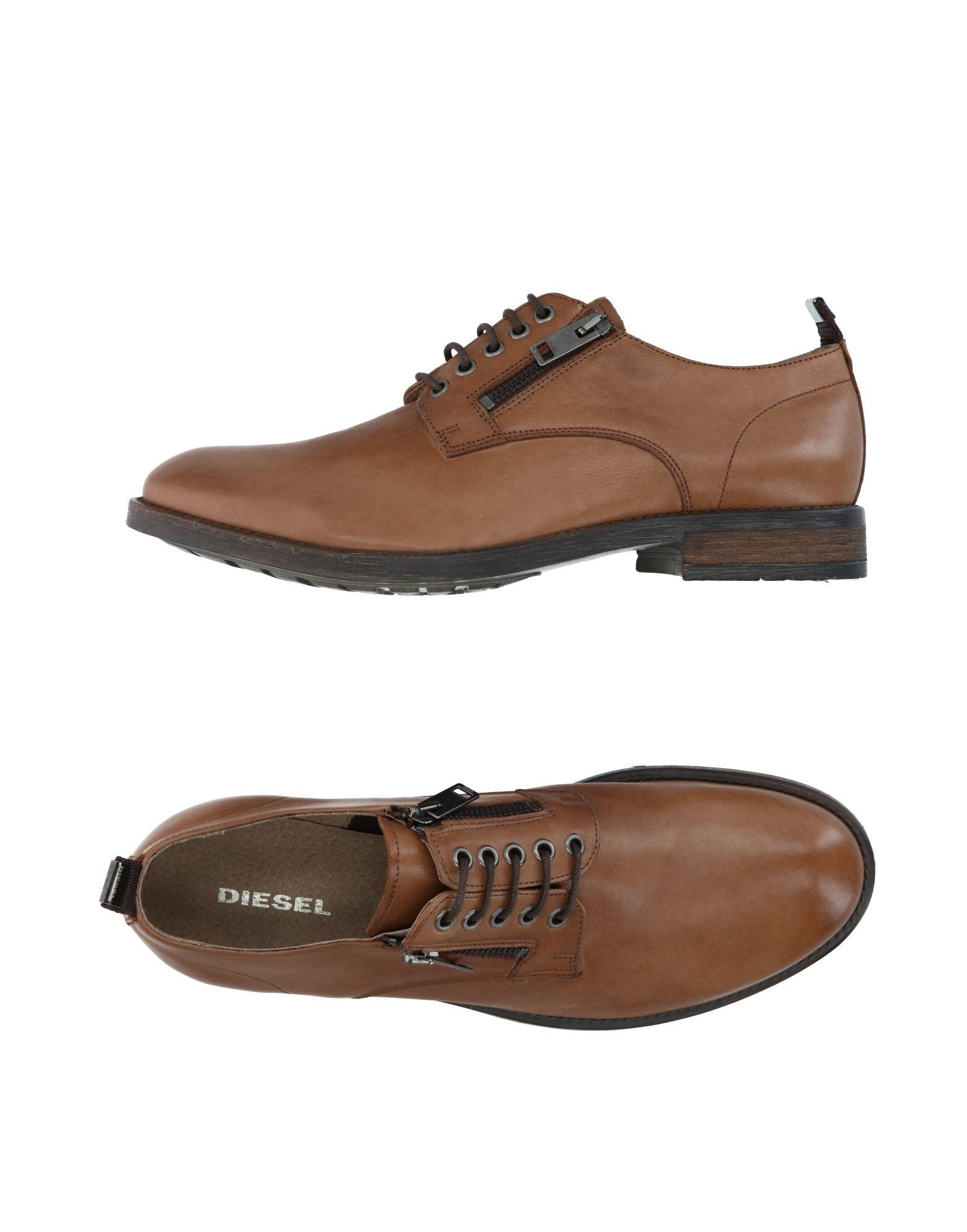 Haltbare Mode billige Schuhe Diesel Schnürschuhe Herren  11308498TK Heiße Schuhe