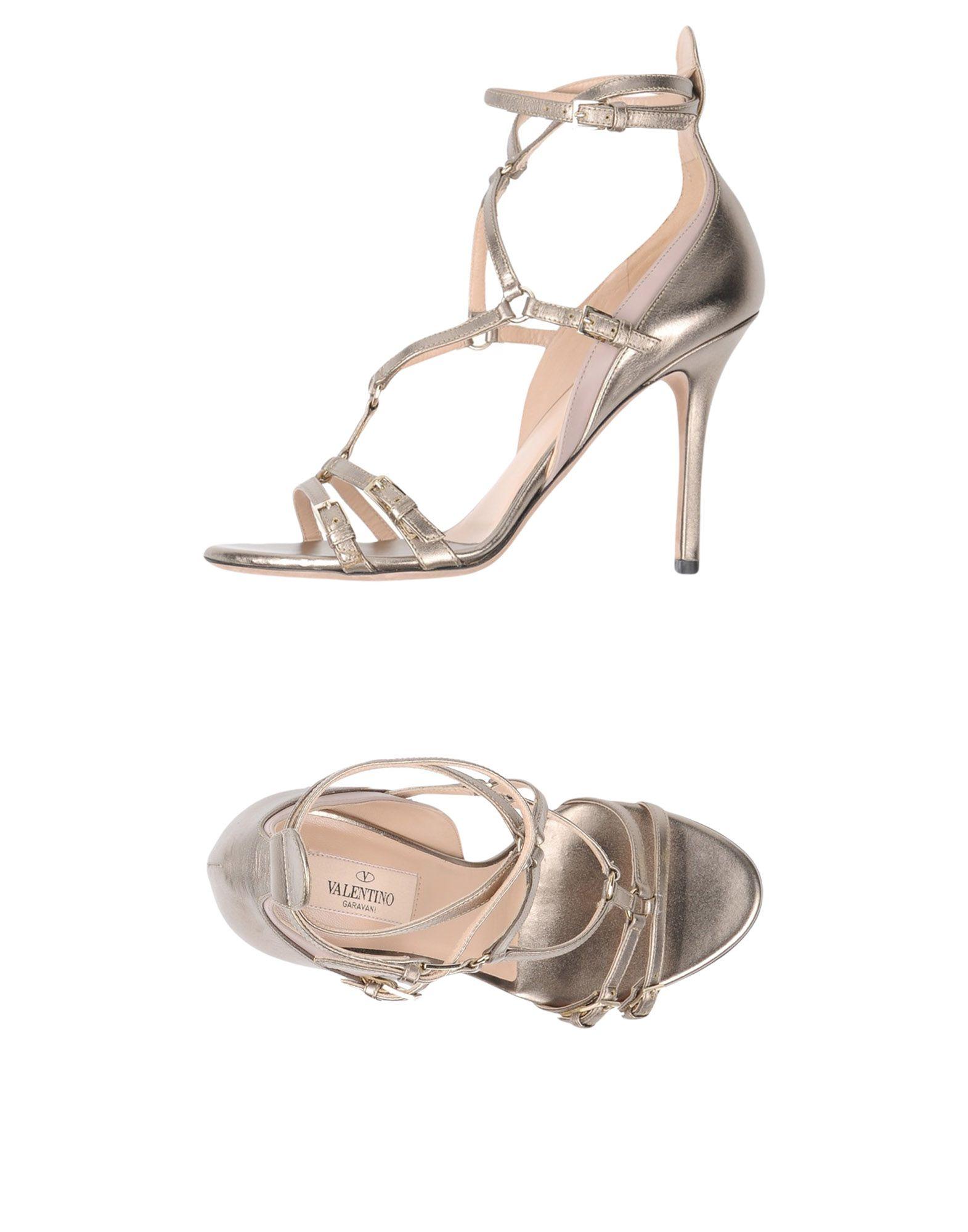 Valentino Garavani Sandalen Damen  11308609NHGünstige gut aussehende Schuhe