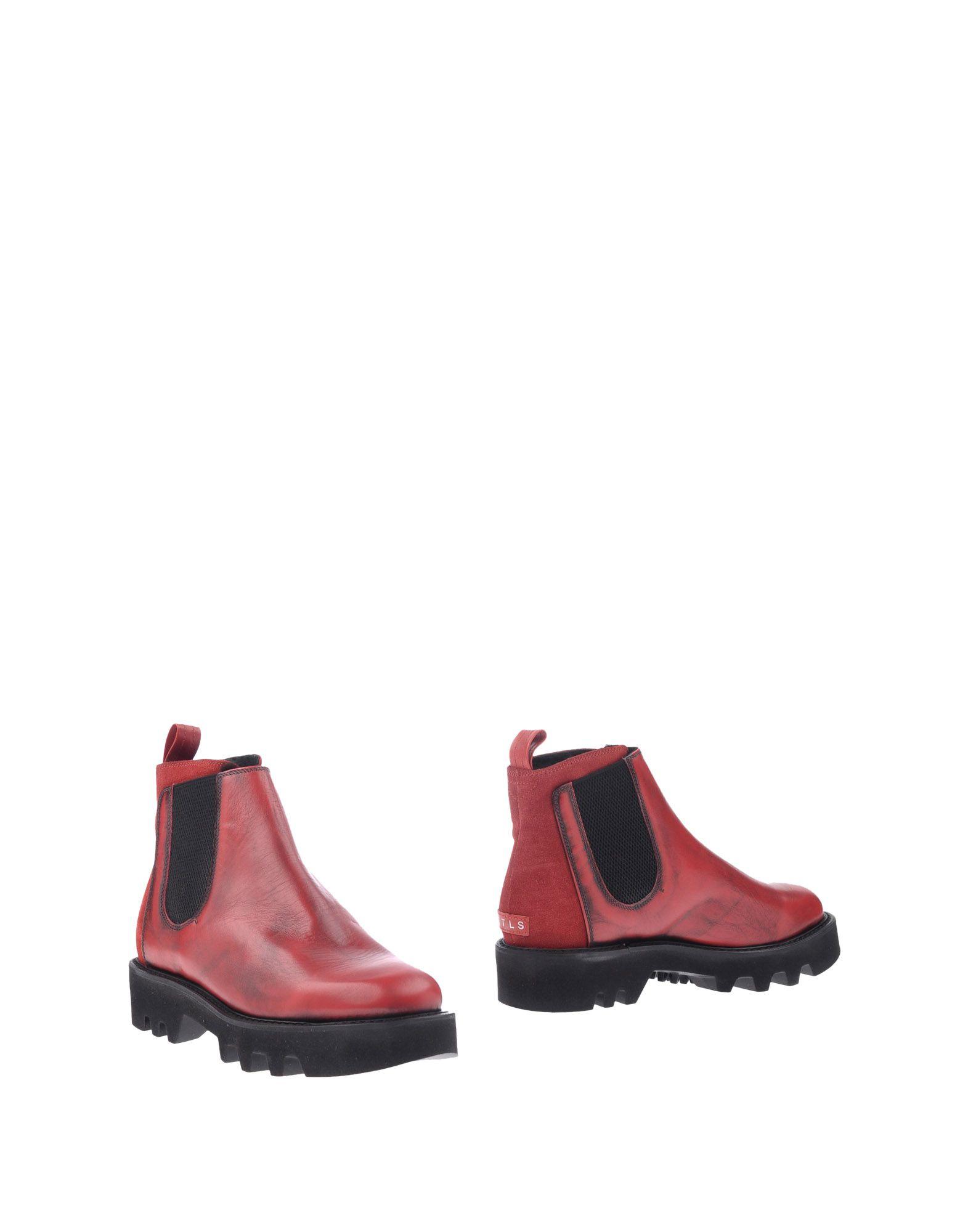 Chelsea Stiefel Leather Crown damen - 11308645KR