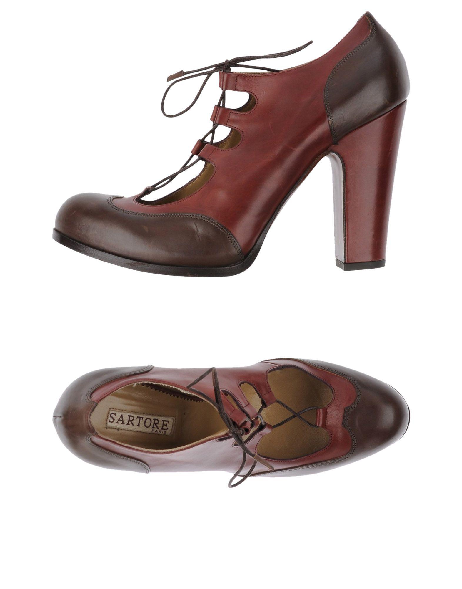 Gut um Pumps billige Schuhe zu tragenSartore Pumps um Damen  11308747TI a53b75