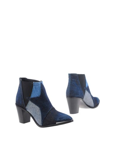 4175af4e4ac0f9 Diesel Ankle Boot - Women Diesel Ankle Boots online on YOOX United ...
