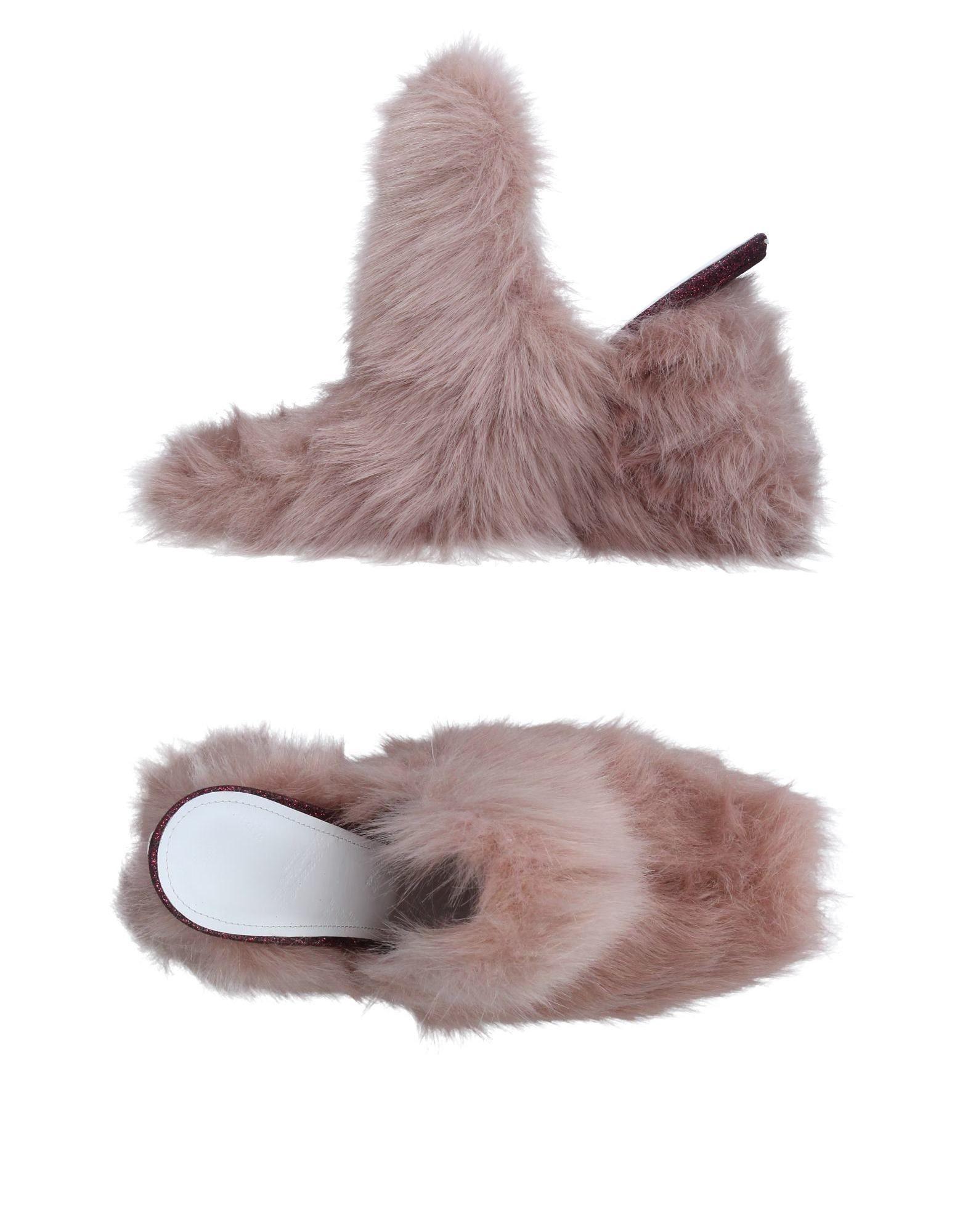 Gut um billige zu Schuhe zu billige tragenMaison Margiela Pantoletten Damen  11308886DI 802a90
