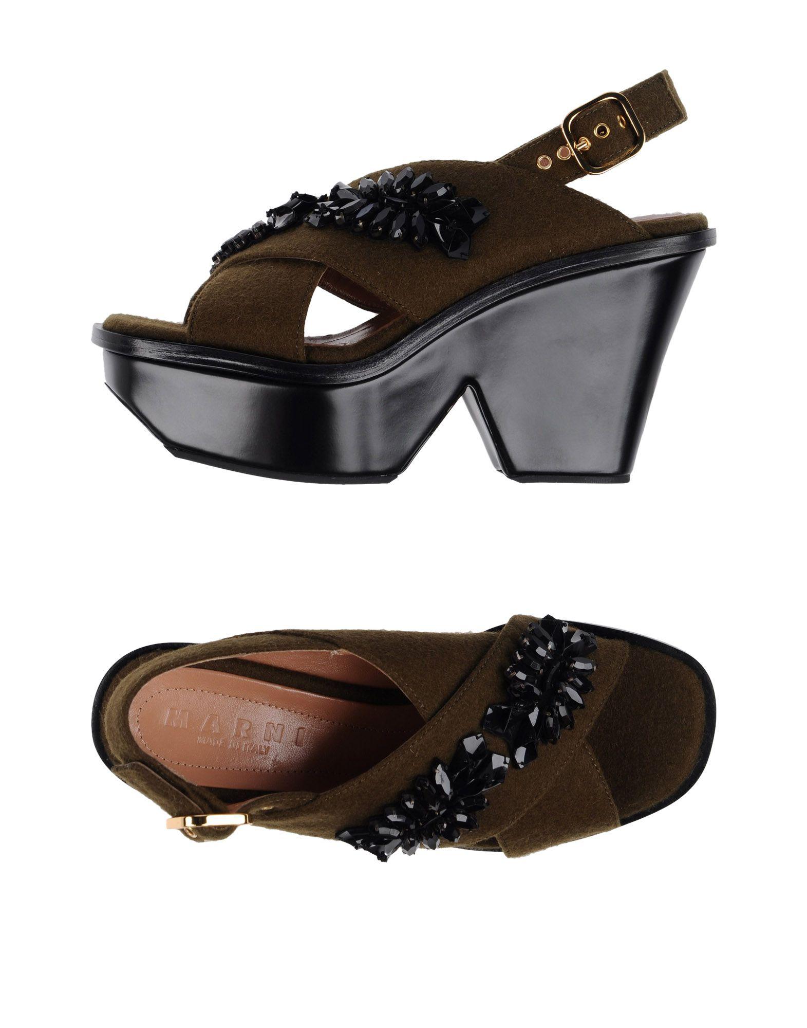 Moda Sandali Marni Donna - 11308909OF