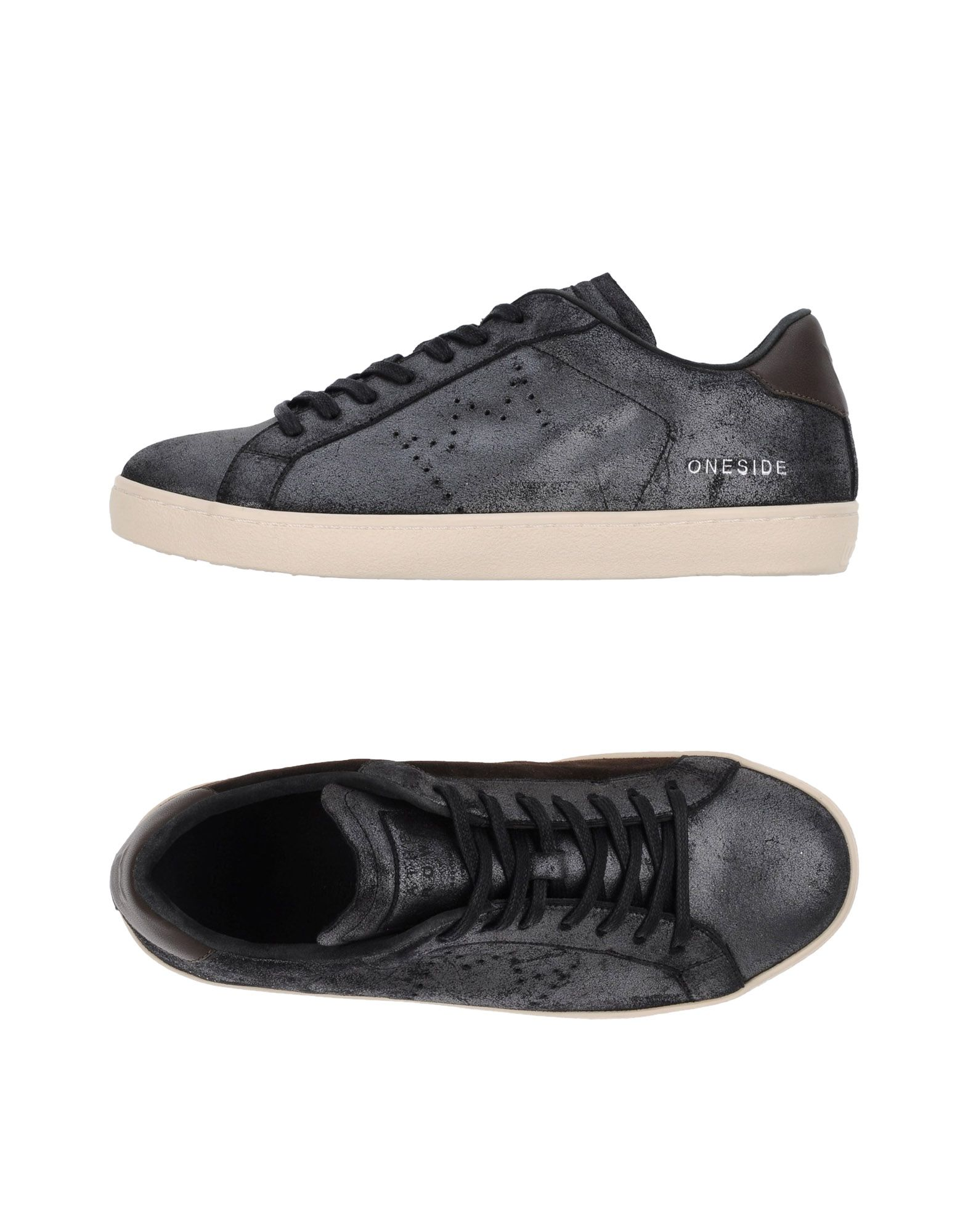 Leather Crown Herren Sneakers Herren Crown  11309111EI 670c85