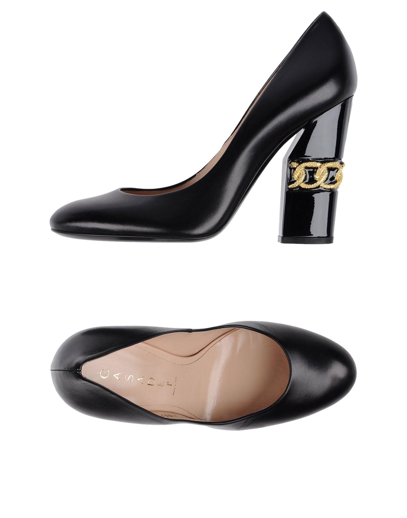 Haltbare Mode billige Schuhe Casadei Pumps Damen  11309126TT Heiße Schuhe