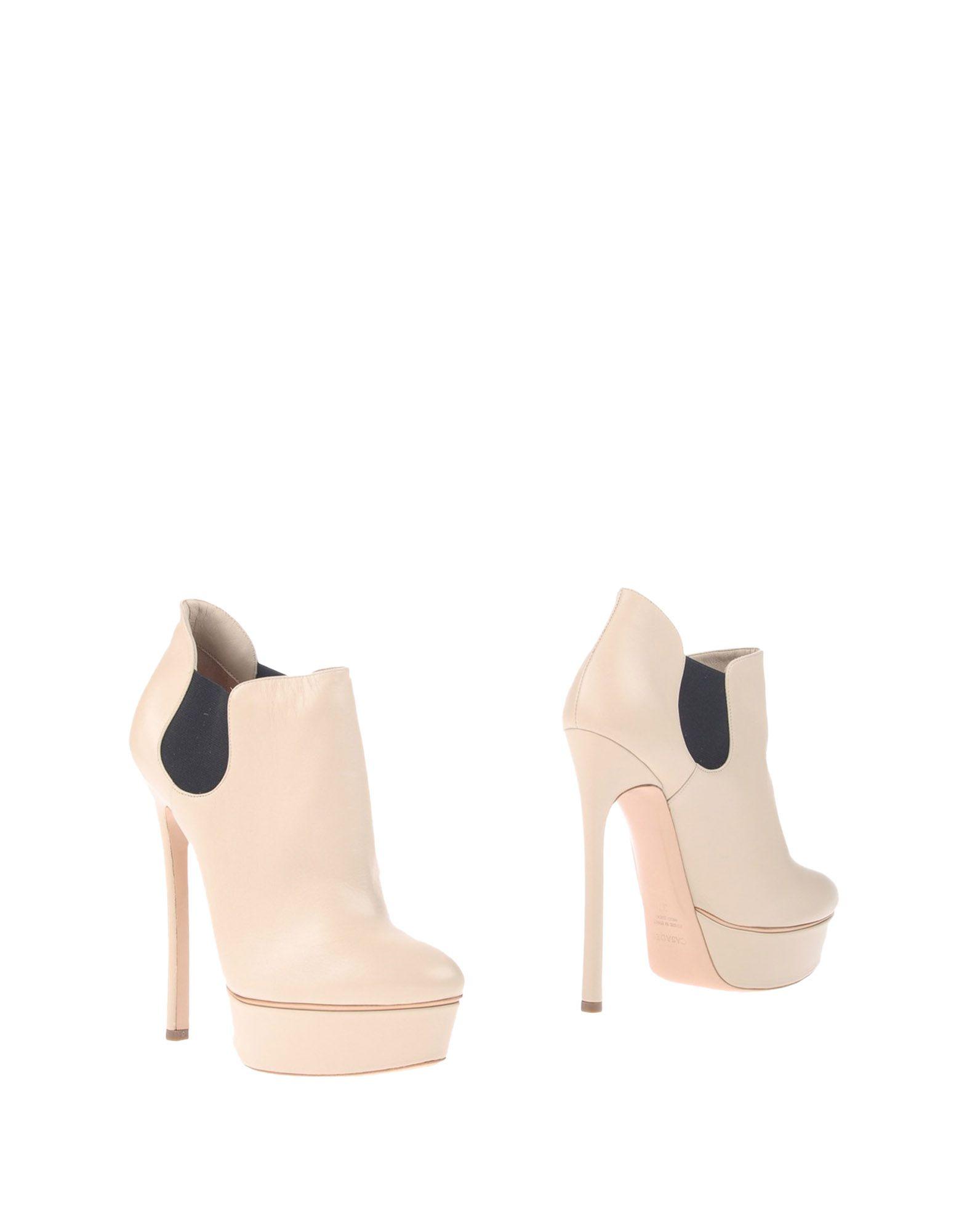 Haltbare Mode billige Schuhe Casadei Stiefelette Damen  11309142KX Heiße Schuhe