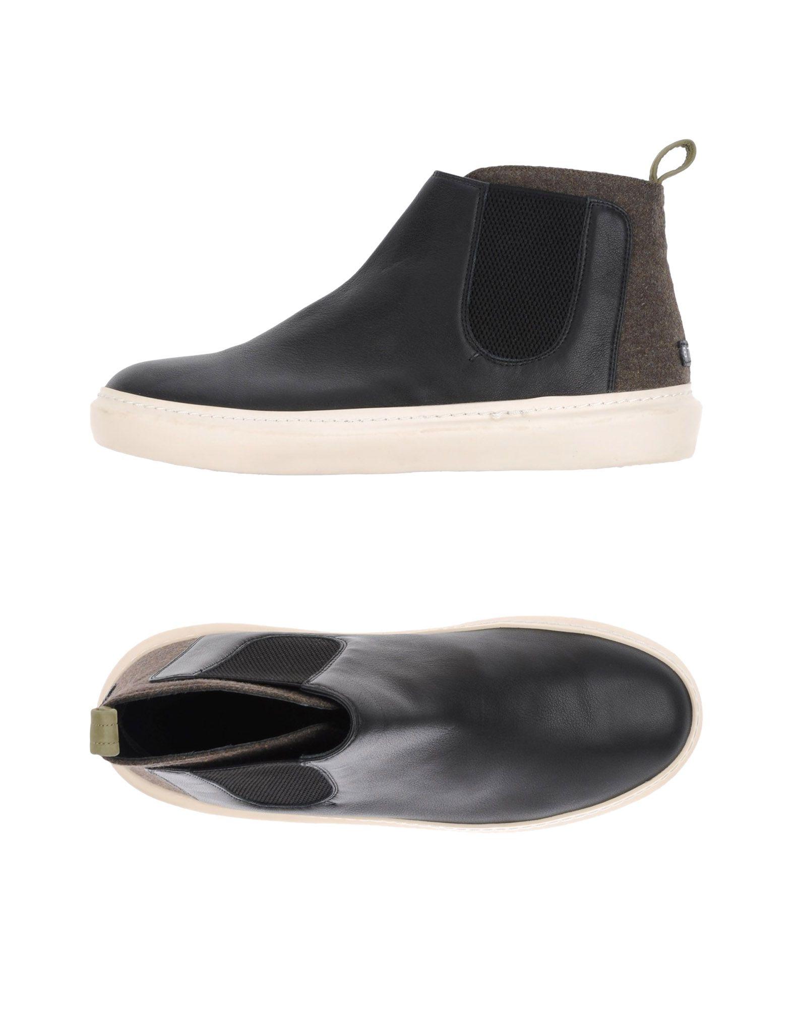 Sneakers Leather Crown Uomo - 11309203VA