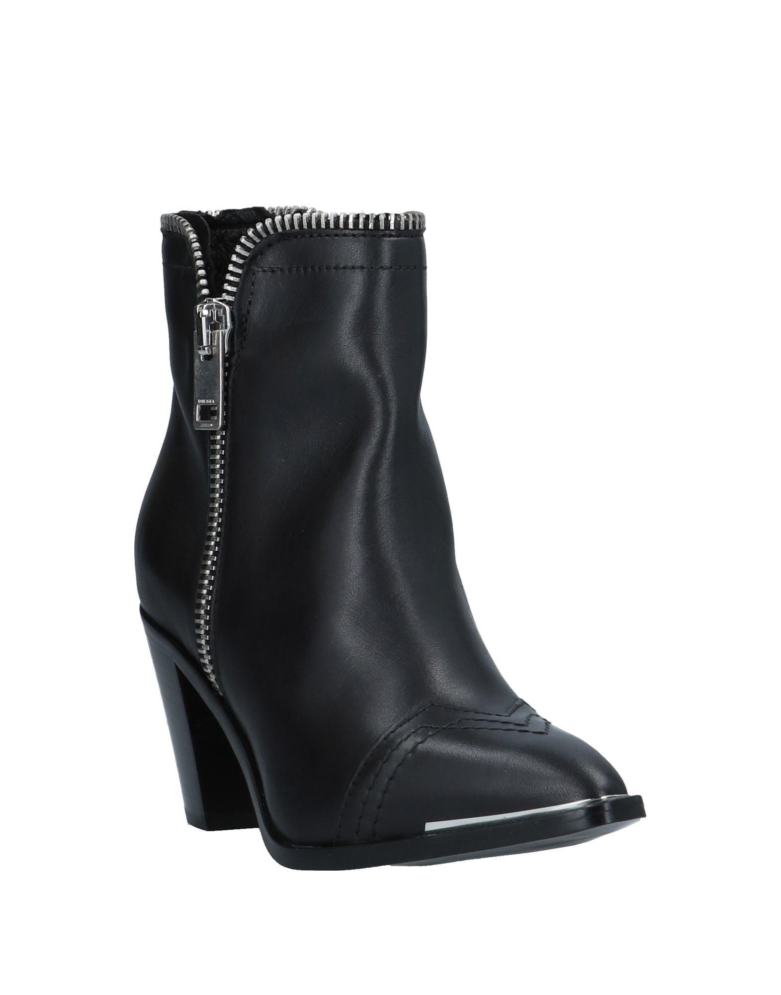 Stilvolle Damen billige Schuhe Diesel Stiefelette Damen Stilvolle  11309280IV d1ff48