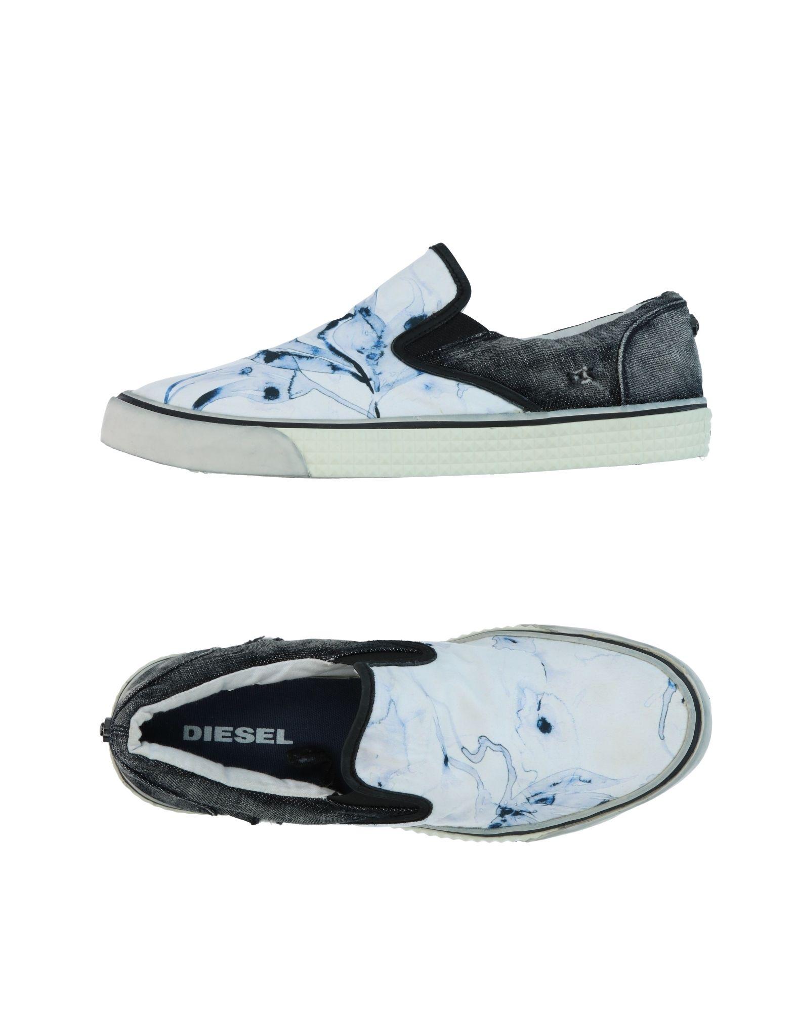 Diesel on Sneakers - Women Diesel Sneakers online on Diesel  Canada - 11309370GF 2a1a45