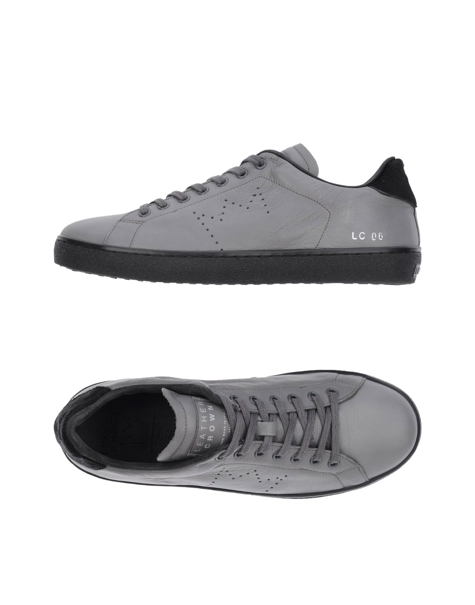 Sneakers Leather Crown Uomo - 11309425DW