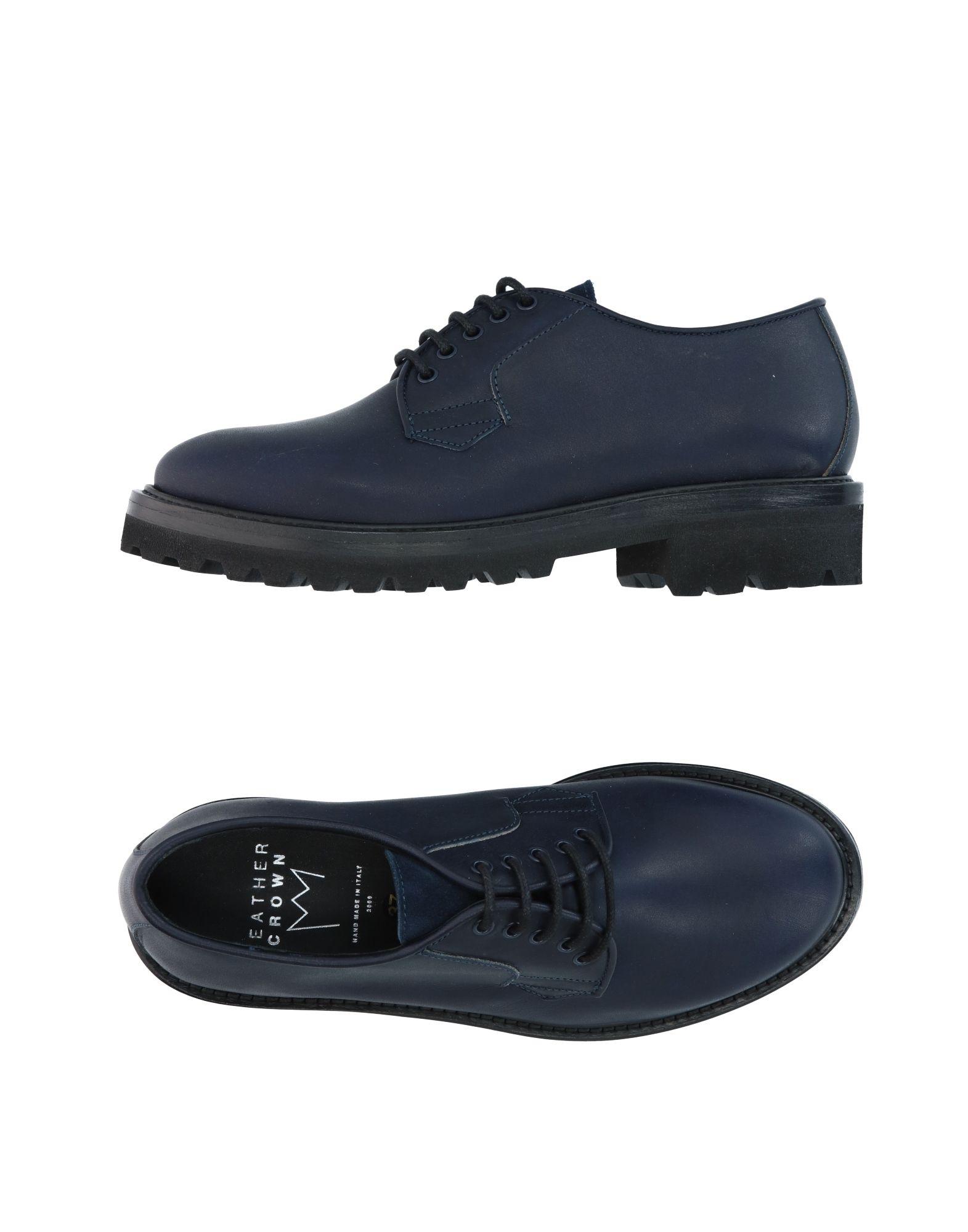 Leather Crown Schnürschuhe Schnürschuhe Crown Damen  11309545ED Neue Schuhe 5a7add