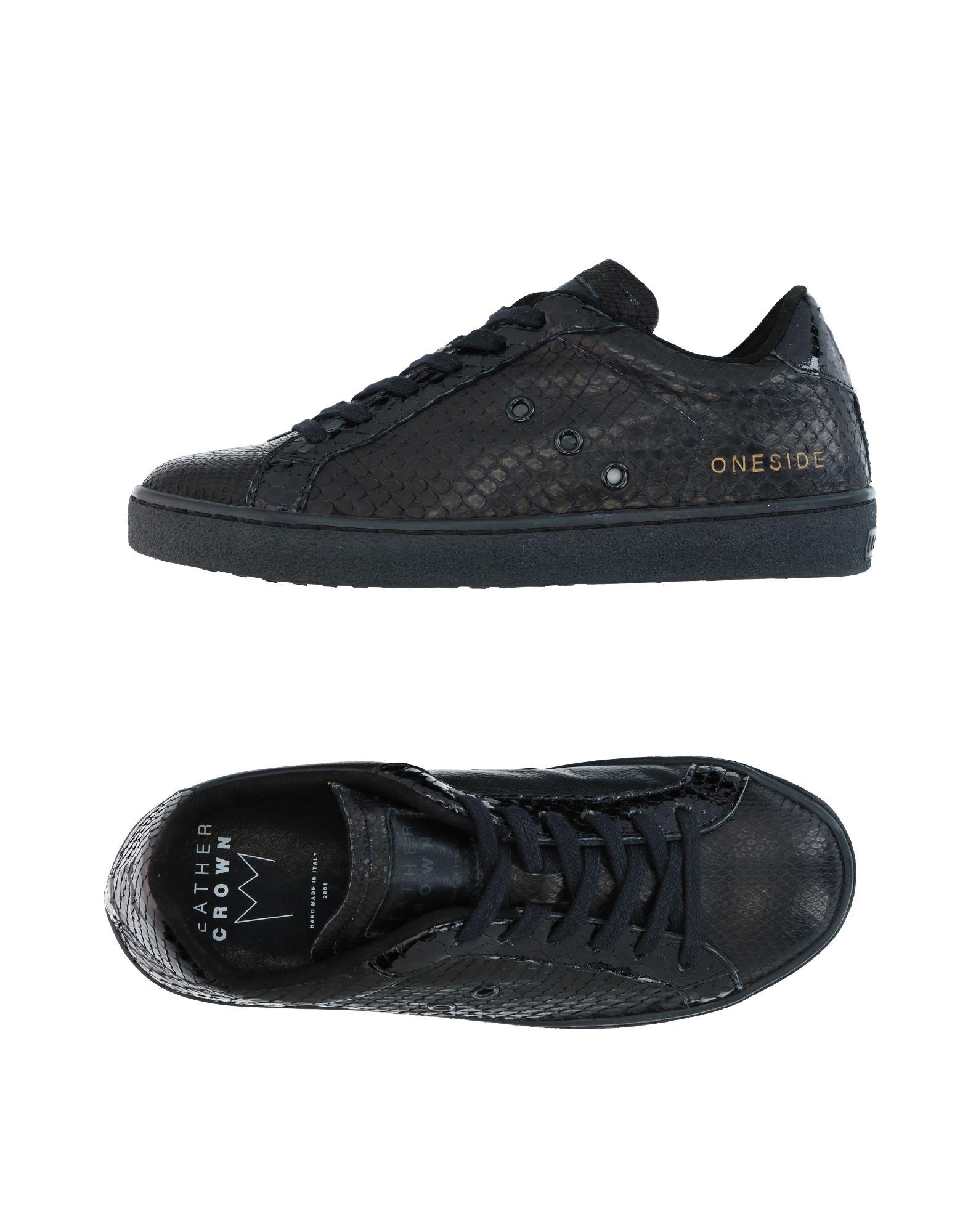 Leder Crown Sneakers lohnt Damen Gutes Preis-Leistungs-Verhältnis, es lohnt Sneakers sich 954 81fb82