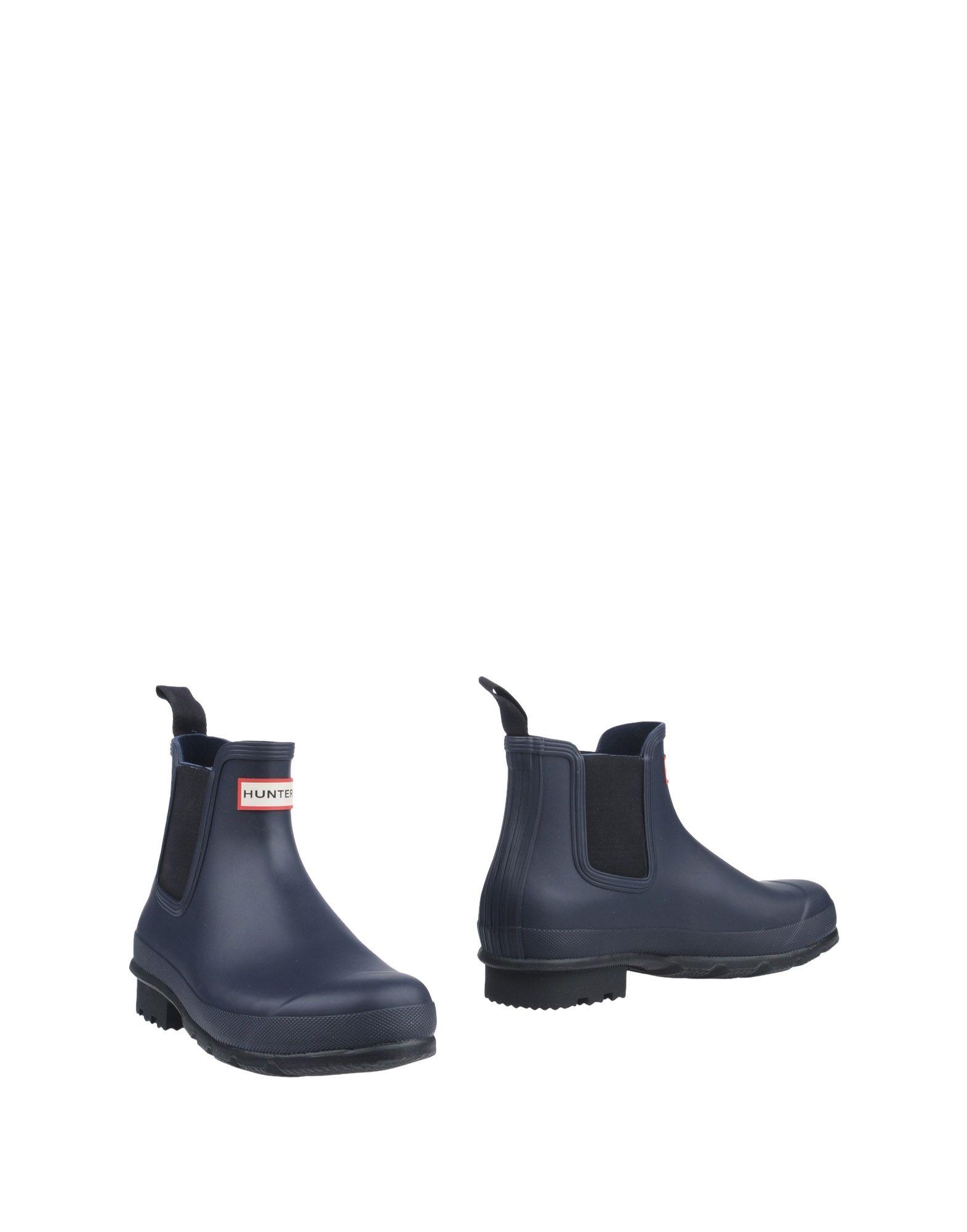 Rabatt echte Schuhe Hunter  Stiefelette Herren  Hunter 11310064SX 81f6eb