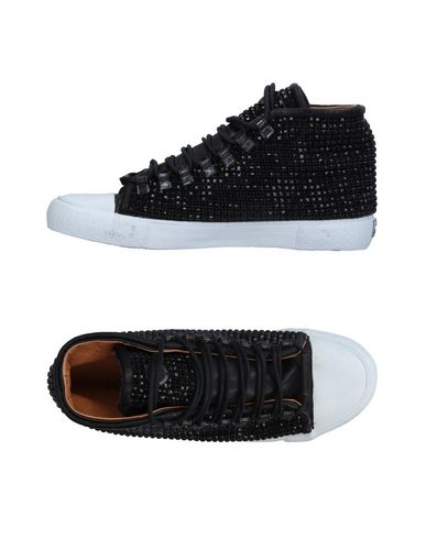 BLACK DIONISO Sneakers in Black