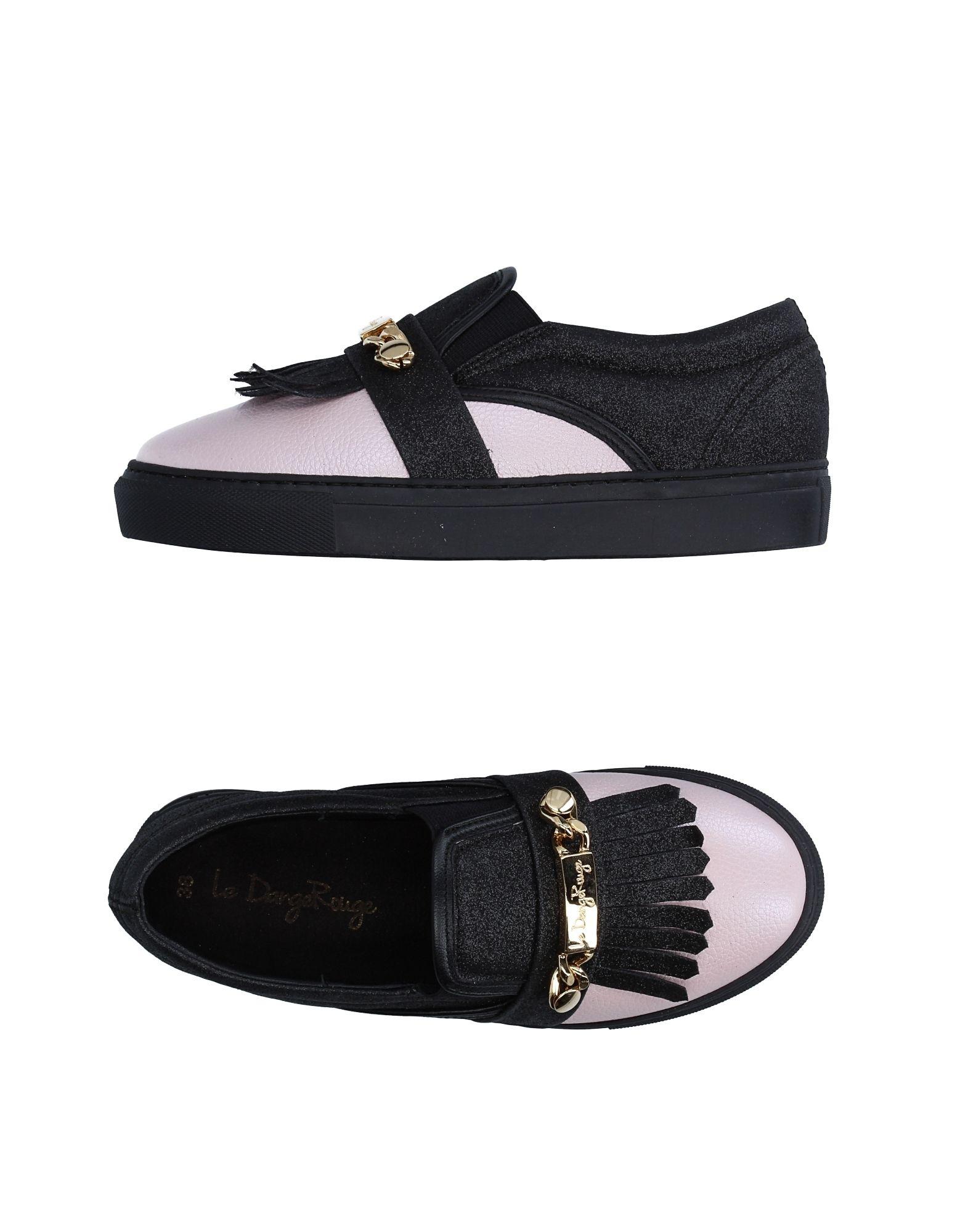 Stilvolle billige Schuhe Le Dangerouge Sneakers Damen  11310323BN