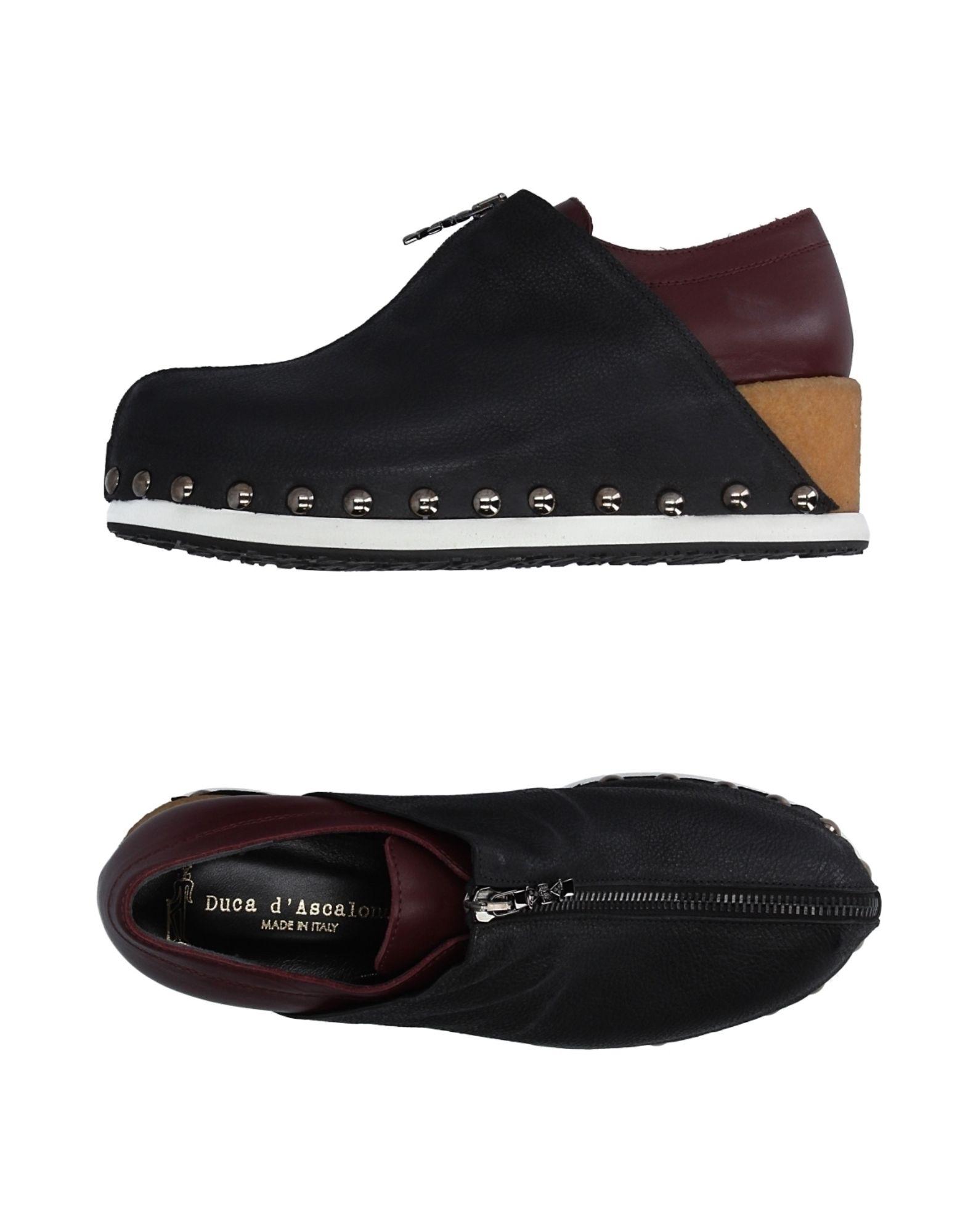 Stilvolle D'ascalona billige Schuhe Duca D'ascalona Stilvolle Schnürschuhe Damen  11310630UR 813f7c