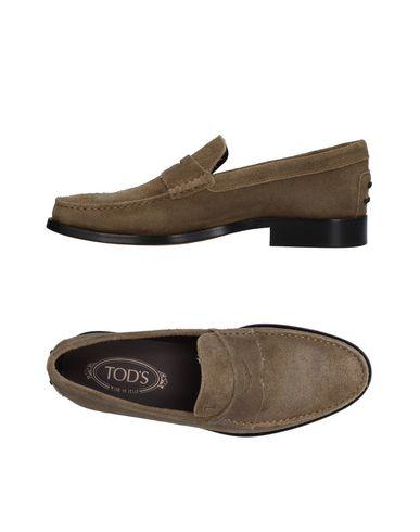 Zapatos con descuento Mocasín Tod's Hombre - Mocasines Tod's - 11310728GP Gris rosado
