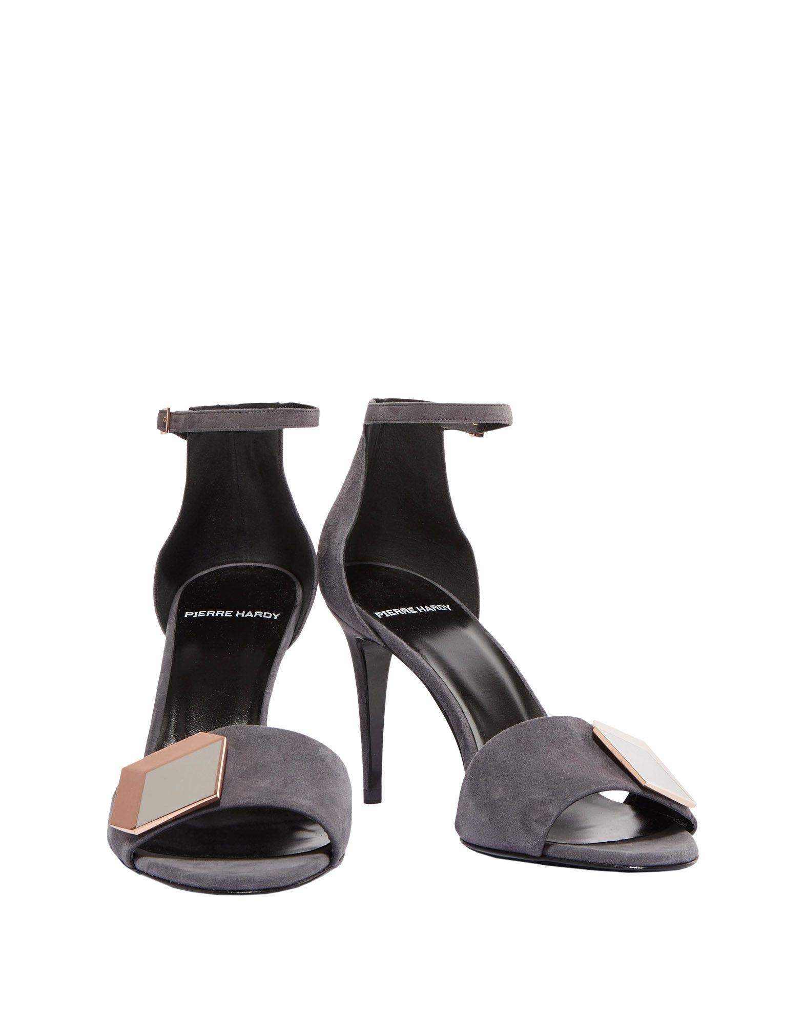 Rabatt Schuhe Pierre Hardy Sandalen Damen  11310736DX