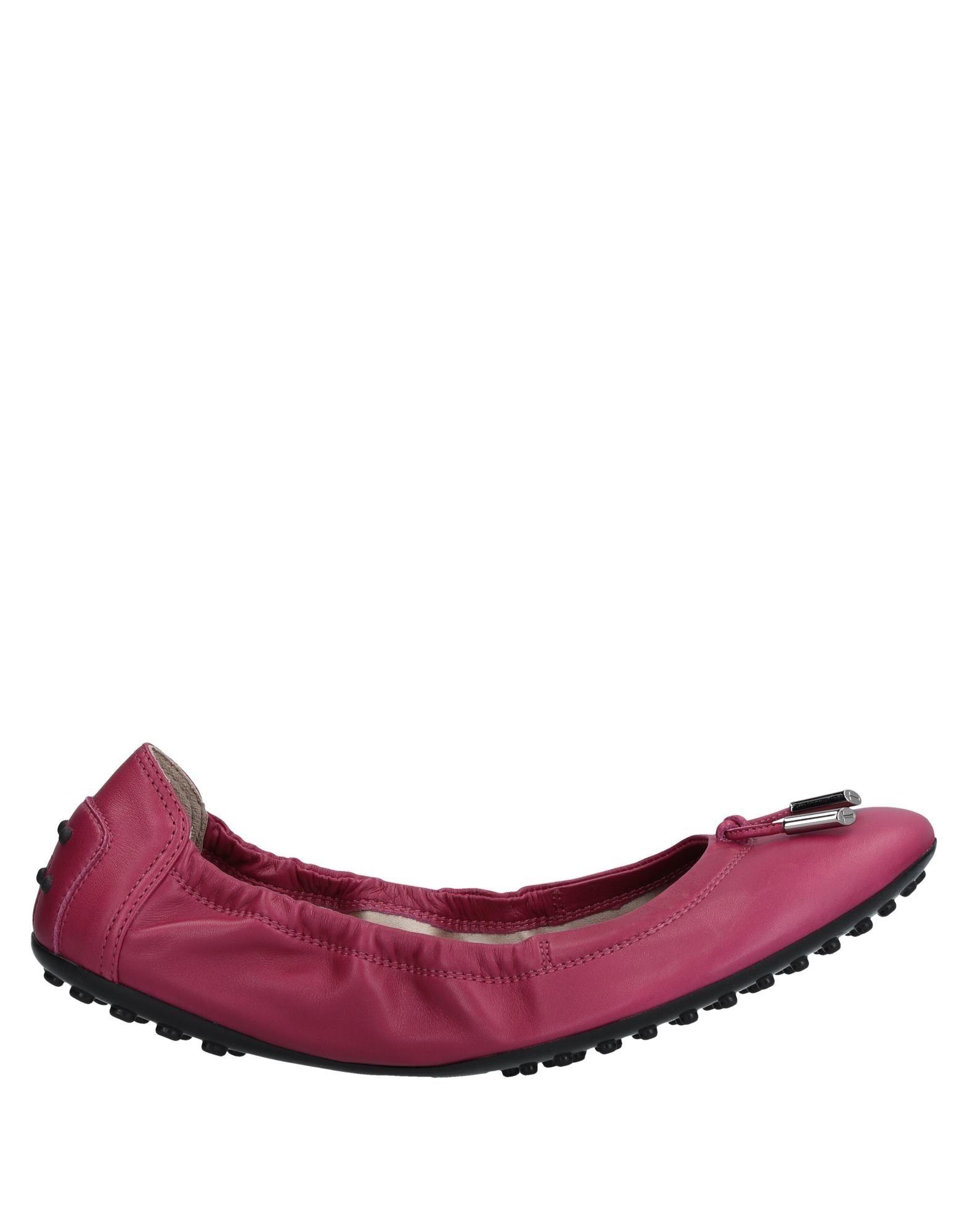 Haltbare Mode billige Schuhe Tod's Ballerinas Damen  11310956JU Heiße Schuhe