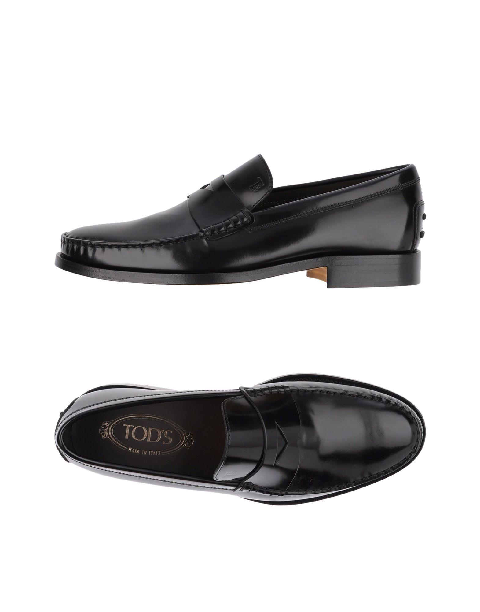 Tod's Mokassins Gute Herren  11311076TS Gute Mokassins Qualität beliebte Schuhe 4b74c4