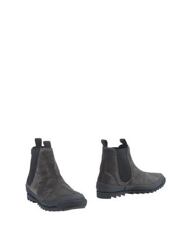 WALSH Boots in Steel Grey