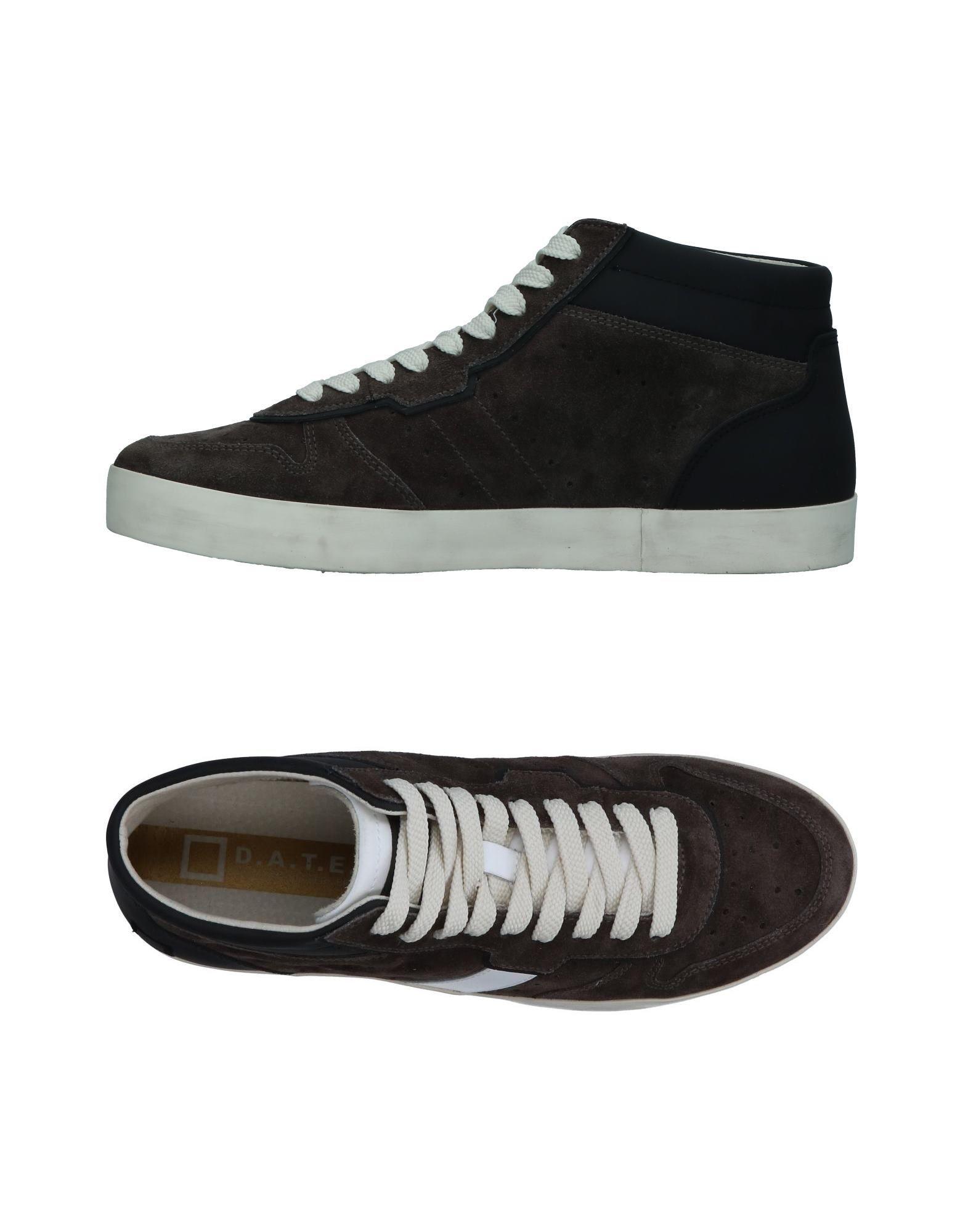 Rabatt echte Schuhe D.A.T.E. Sneakers Herren  11311143GO