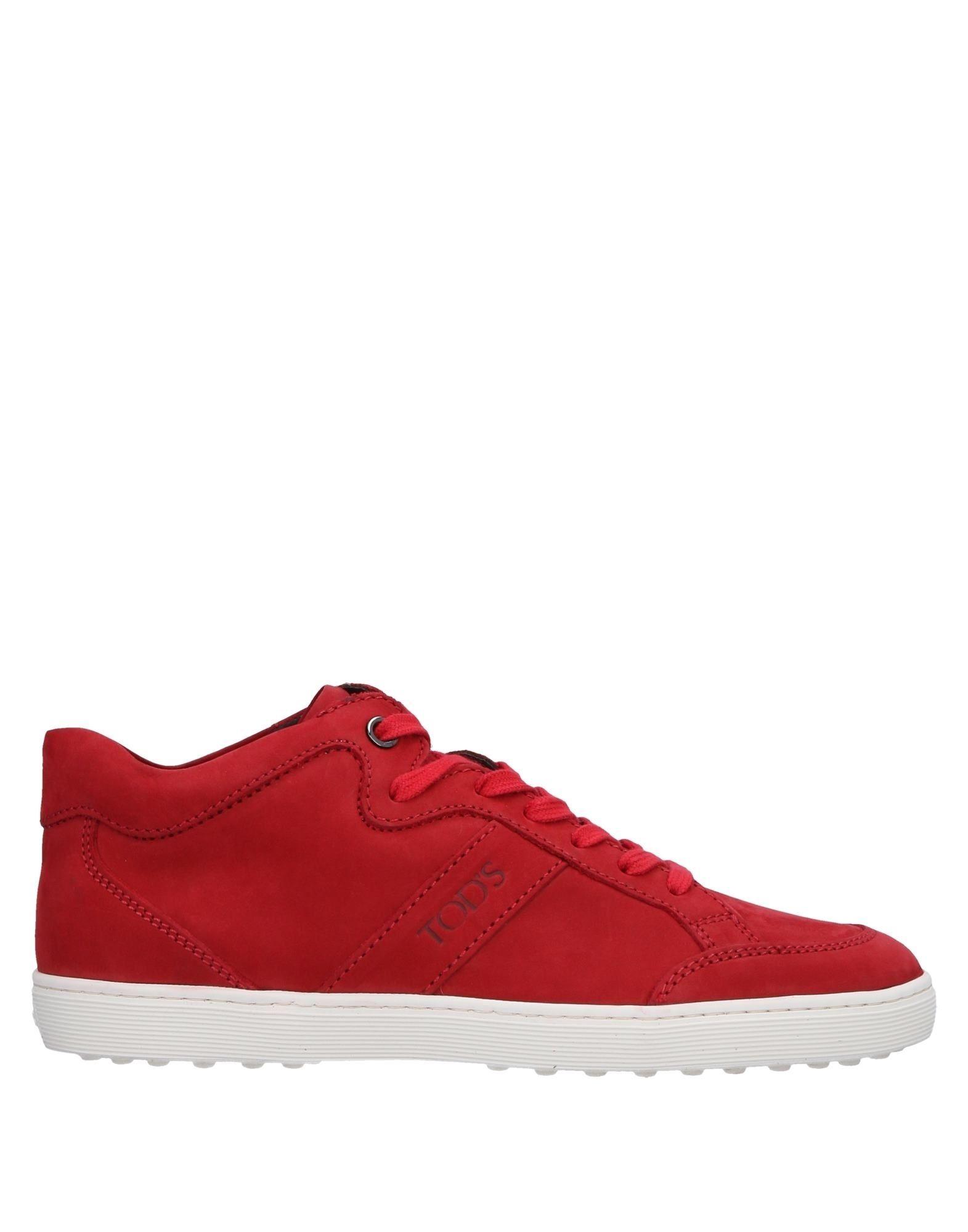 Tod's Sneakers Damen  11311145KVGut aussehende strapazierfähige Schuhe