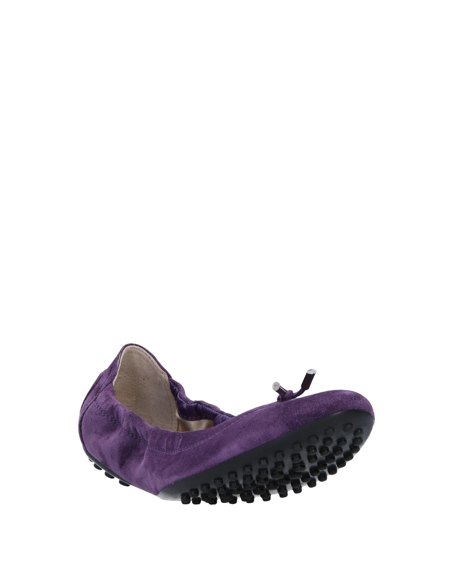 Tod's Ballerinas Damen  11311297THGut aussehende strapazierfähige Schuhe