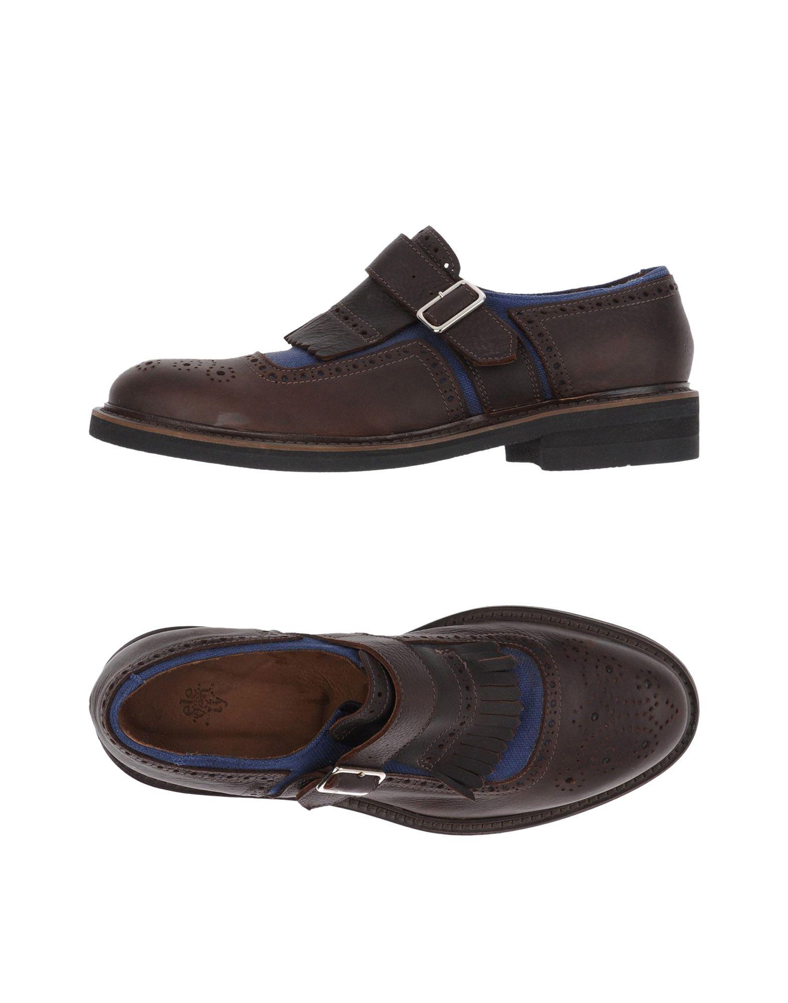 Rabatt echte Schuhe Eleventy Mokassins Herren  11311382PG