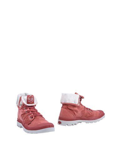 PALLADIUM Boots in Red