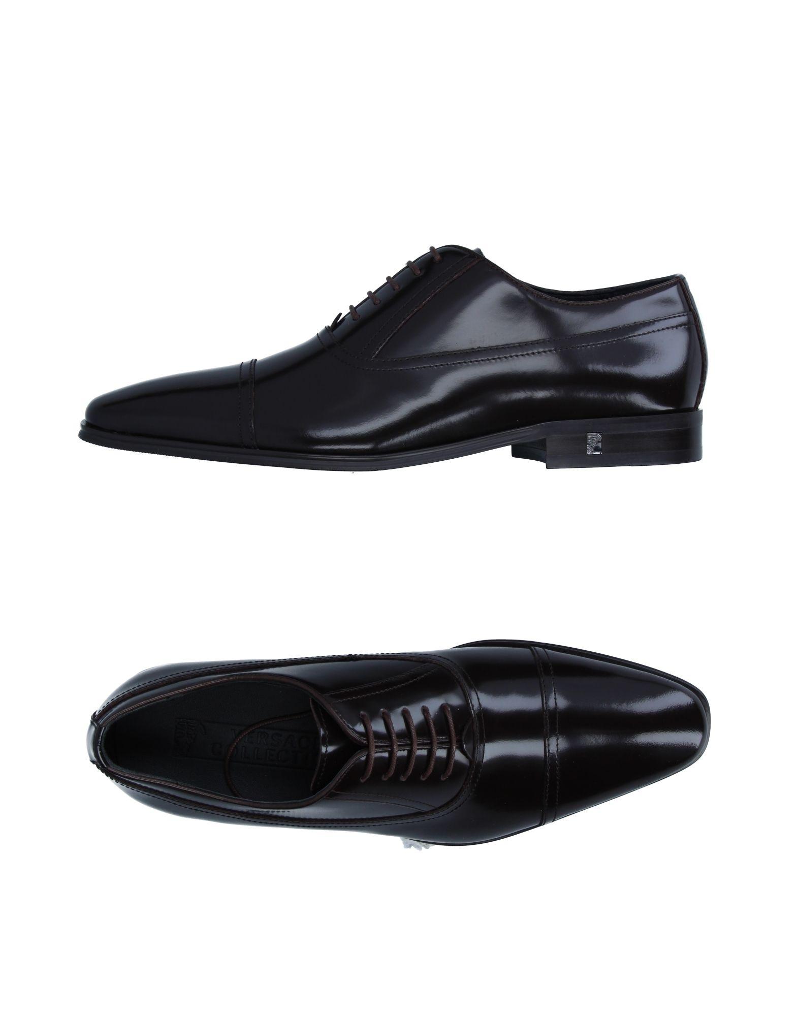 Versace Collection Schnürschuhe Herren  11311426TT Gute Qualität beliebte Schuhe
