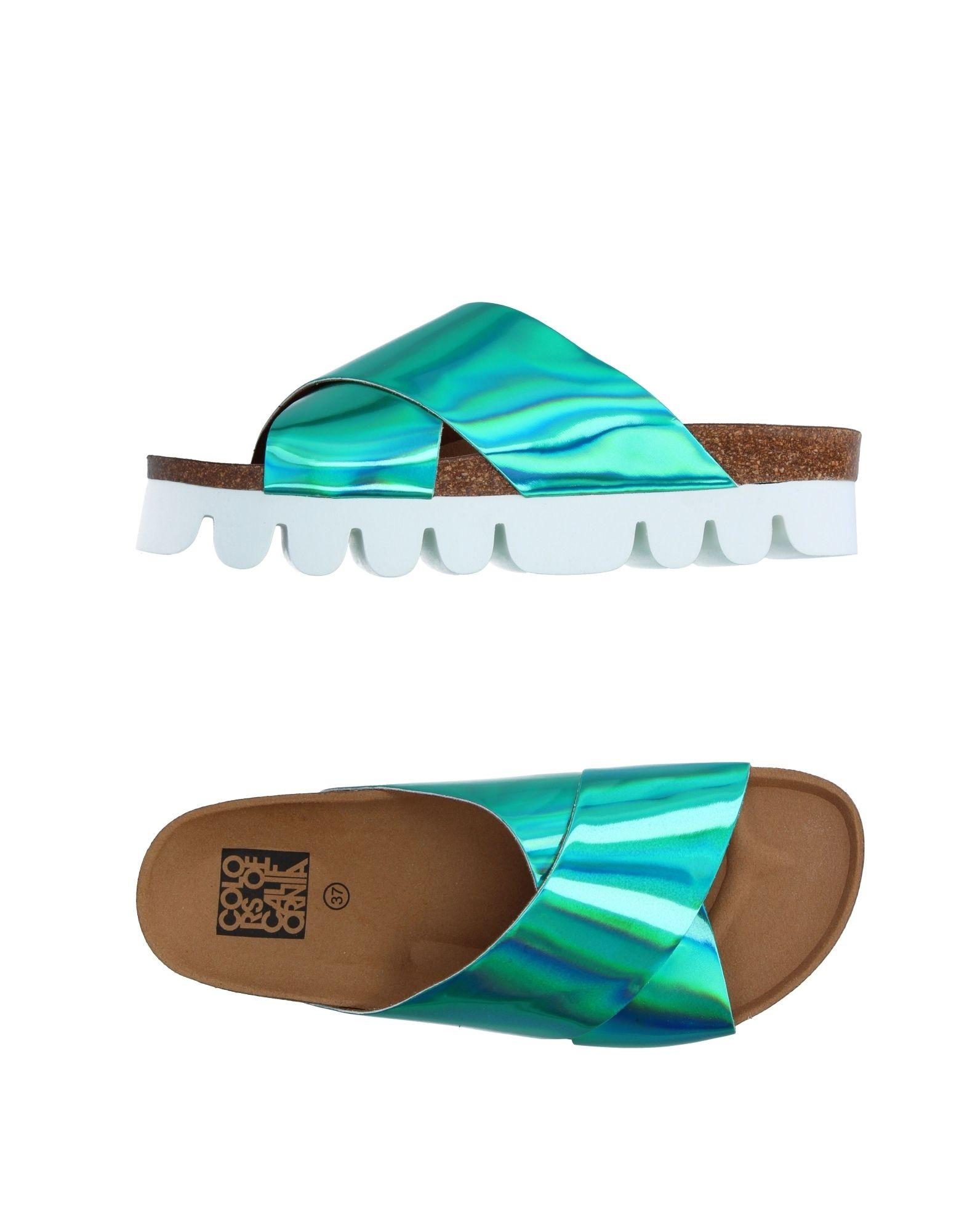 Colors Of California Sandalen Damen Schuhe  11311485BG Neue Schuhe Damen 96dfbf