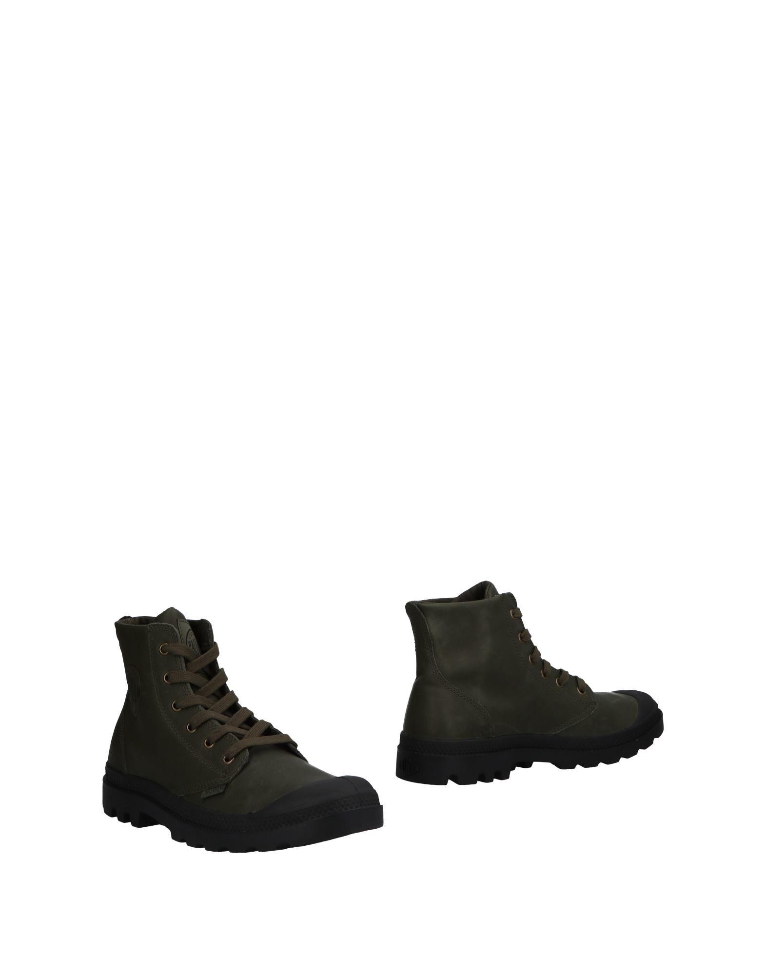 Rabatt echte Schuhe Palladium Stiefelette Herren  11311735ON