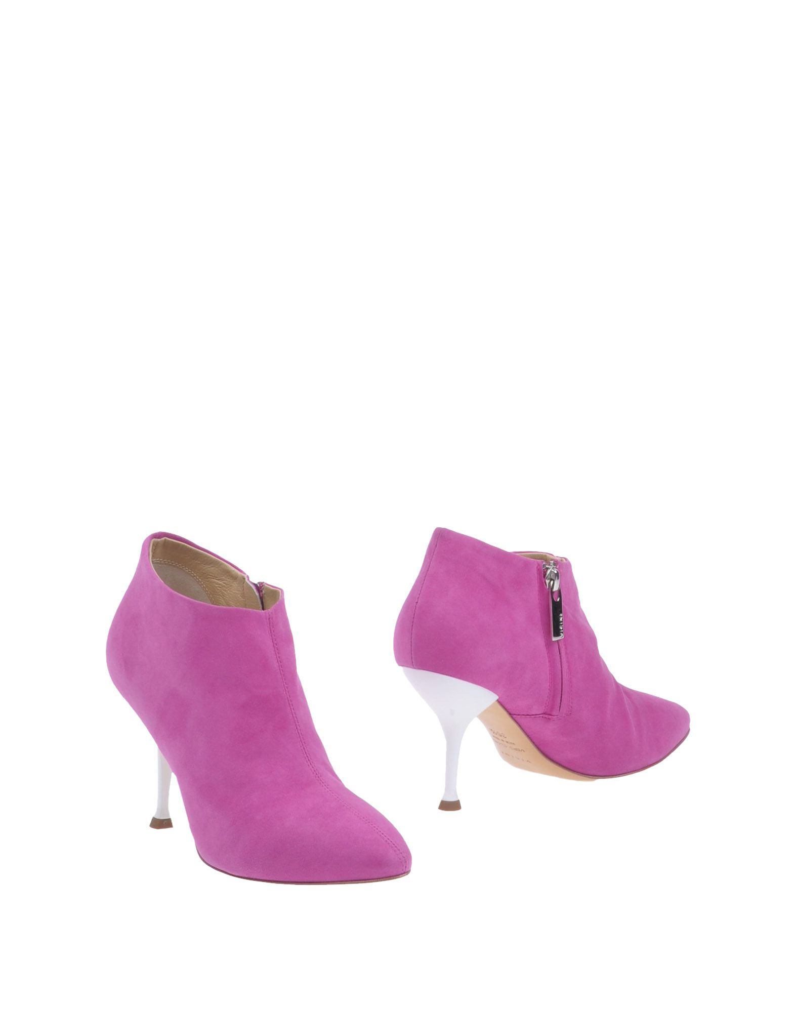 Bottine Vicini Femme - Bottines Vicini Fuchsia Confortable et belle