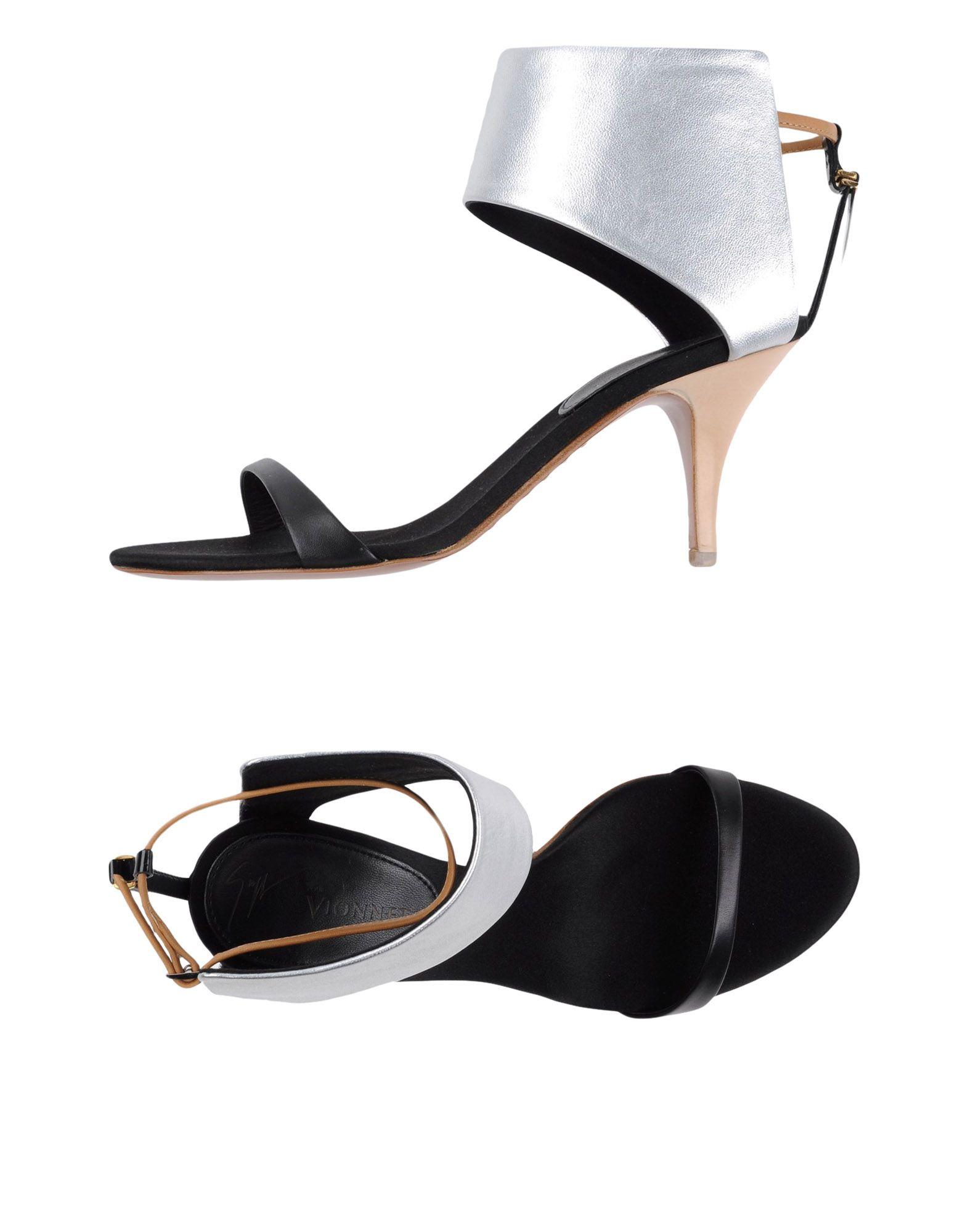 Sandales Giuseppe Zanotti Design Pour Vionnet Femme - Sandales Giuseppe Zanotti Design Pour Vionnet sur