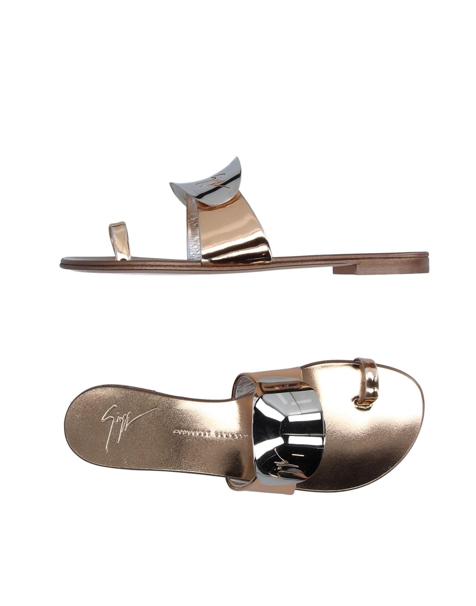 Giuseppe Zanotti Dianetten Damen  11311931BD Beliebte Schuhe