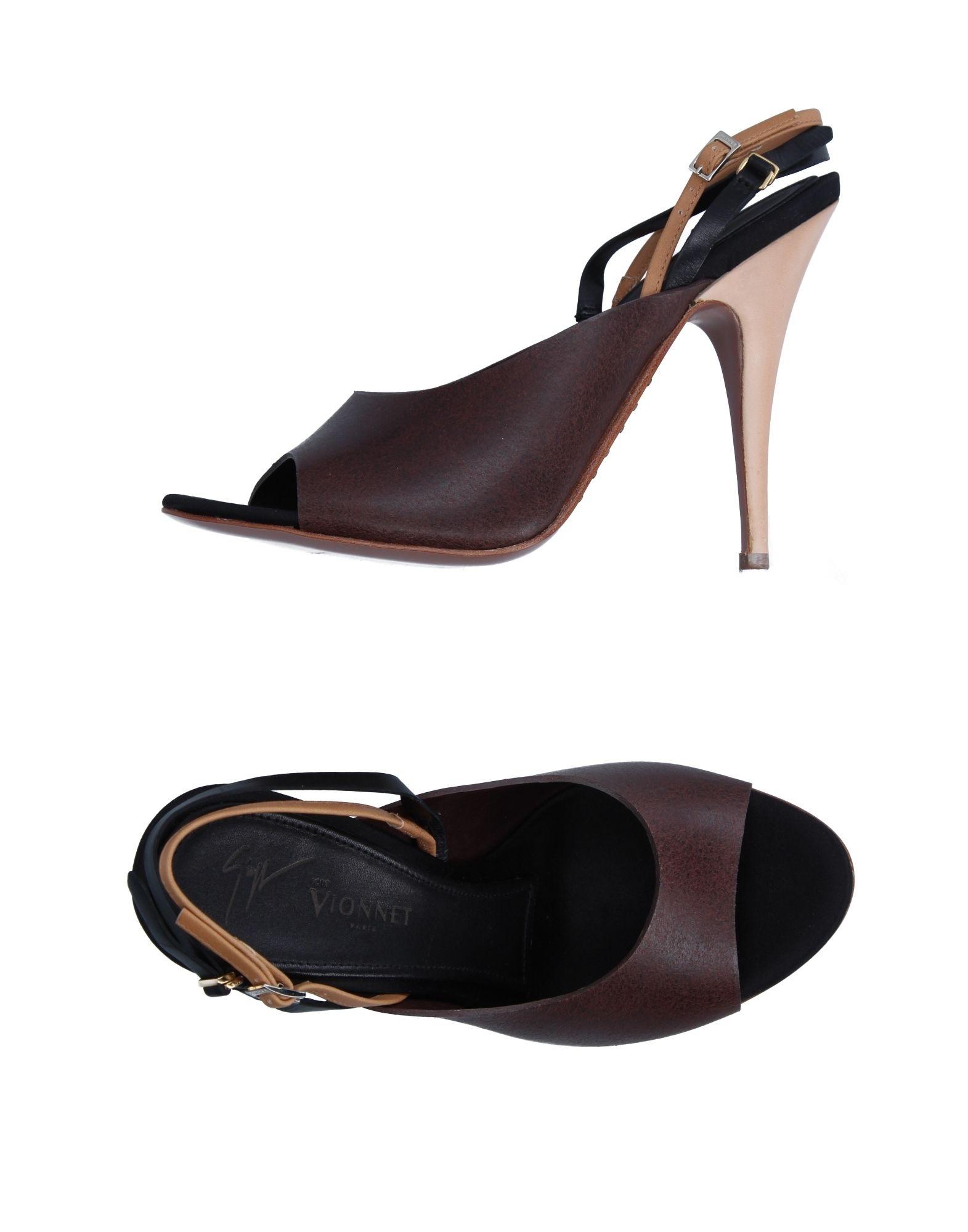 Stilvolle billige Schuhe Giuseppe Zanotti  X Vionnet Sandalen Damen  Zanotti 11311970CD 86e522