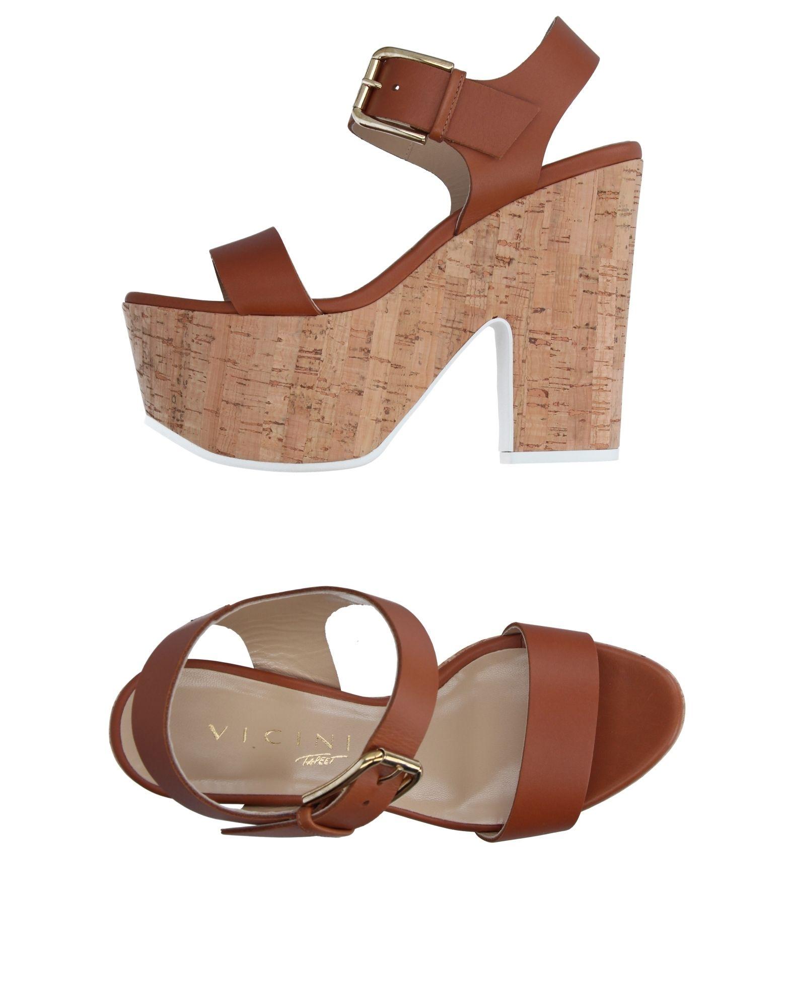 Stilvolle Sandalen billige Schuhe Vicini Tapeet Sandalen Stilvolle Damen  11312019VN 2c4f49